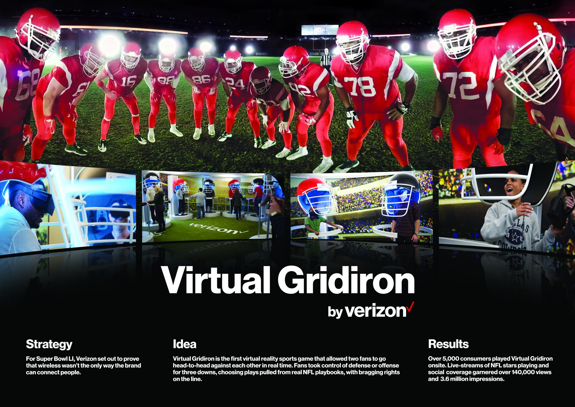 Thumbnail for Virtual Gridiron