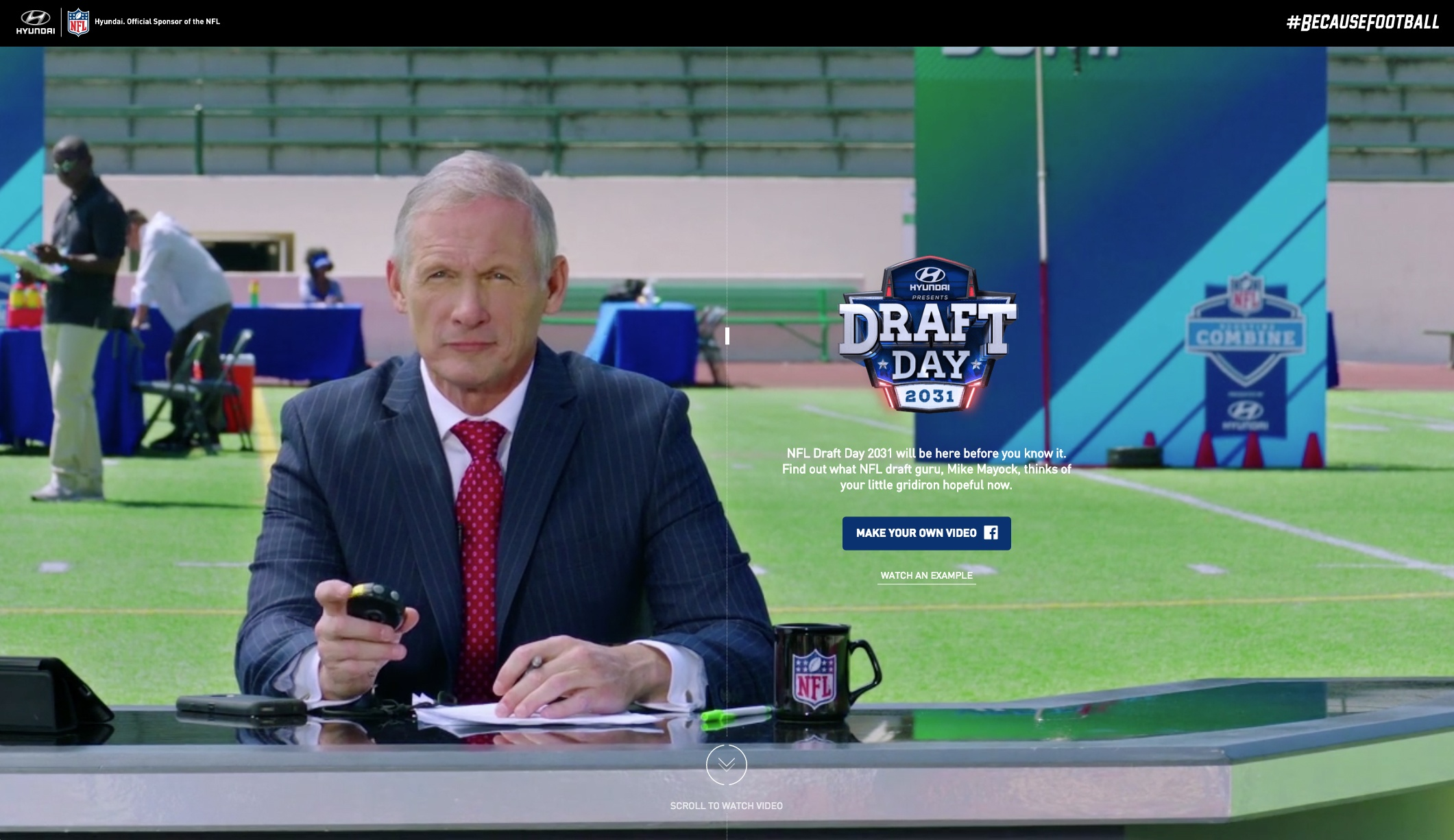 Thumbnail for Draft Day 2031