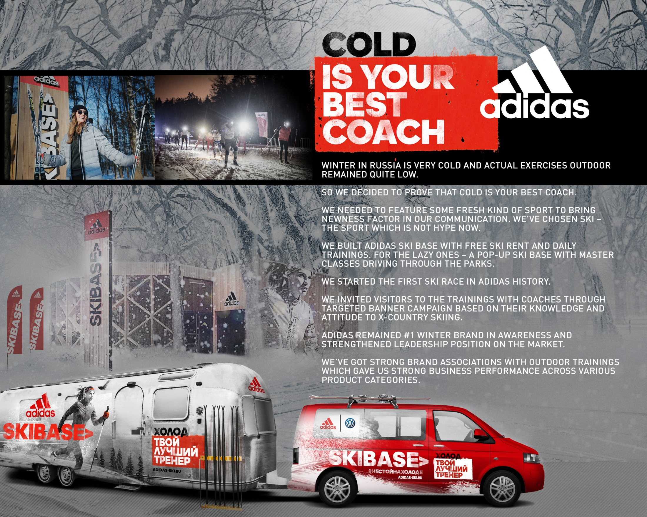 Thumbnail for Cold is your best coach