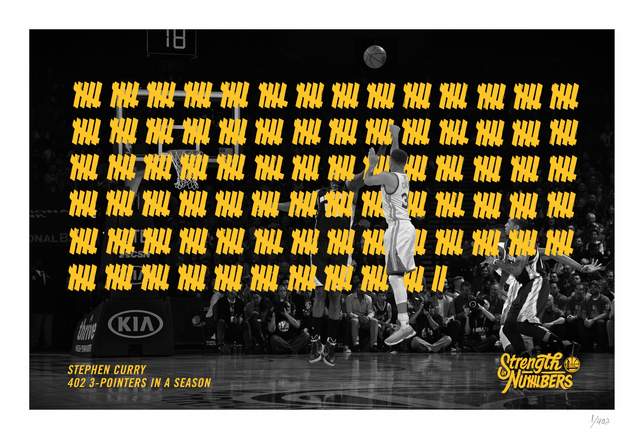Thumbnail for 2016 Playoffs Strength In Numbers Integrated Campaign