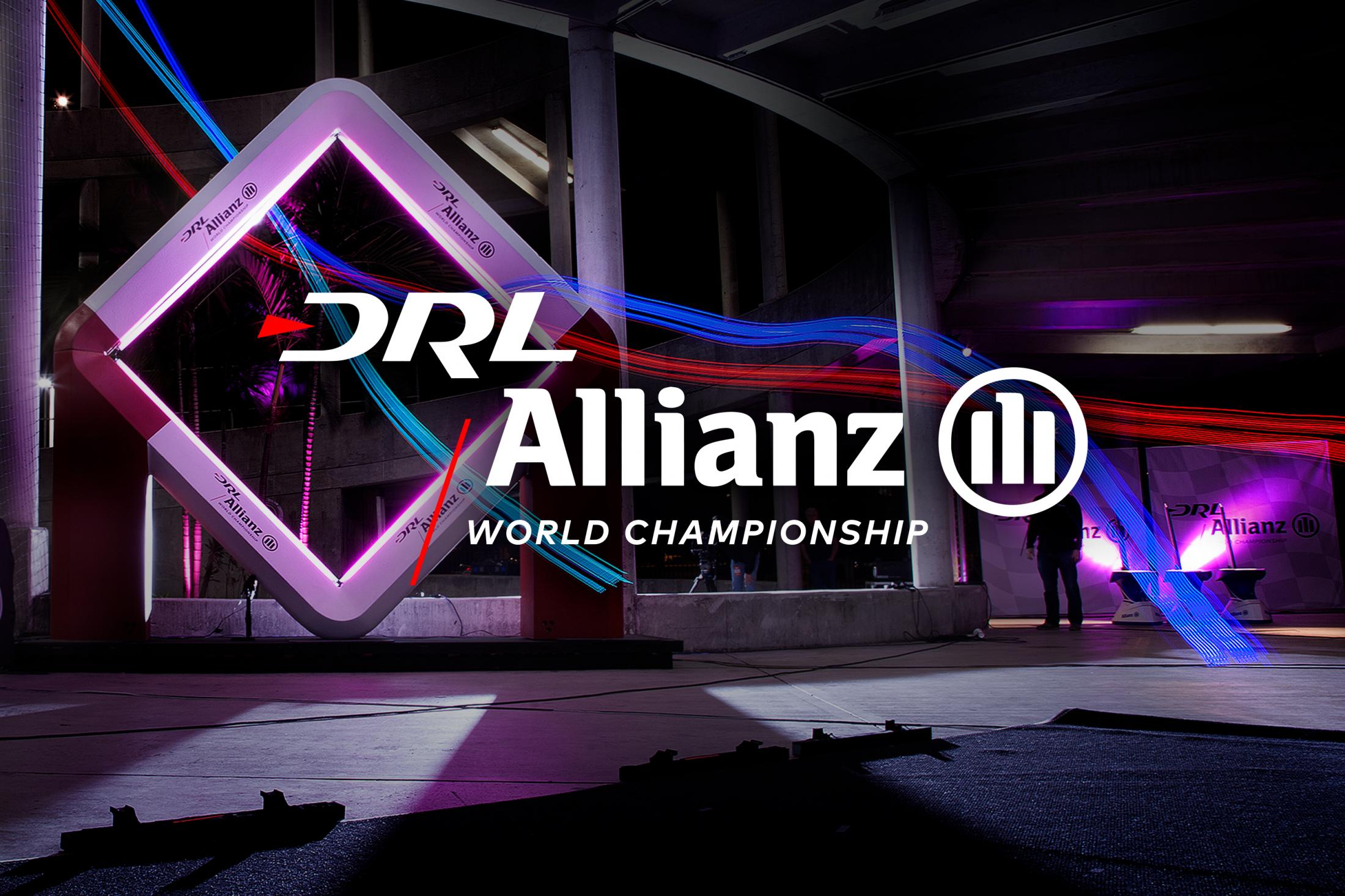 Thumbnail for The Drone Racing League | The Sport of The Future