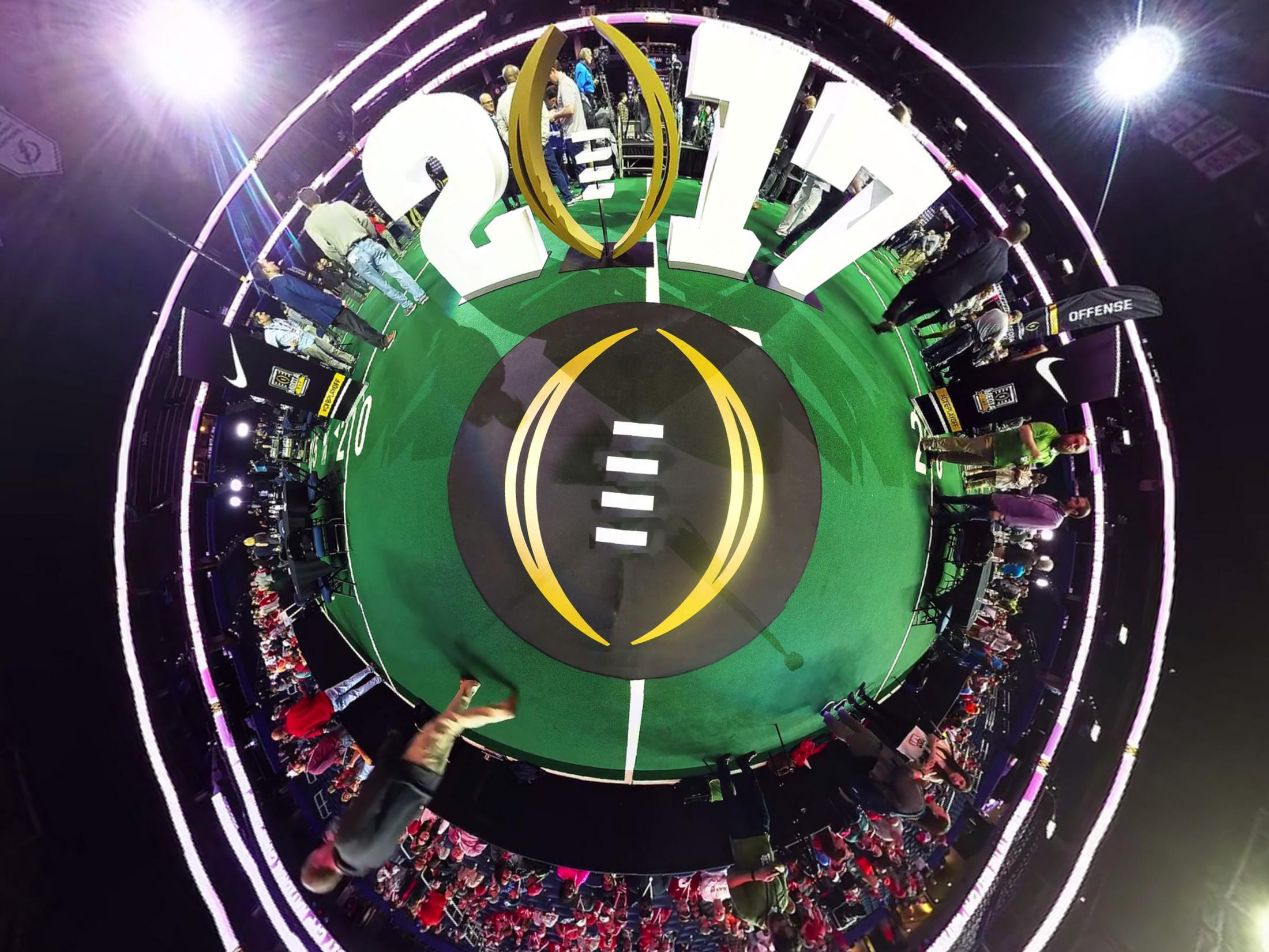 Thumbnail for College Football Playoff National Championship