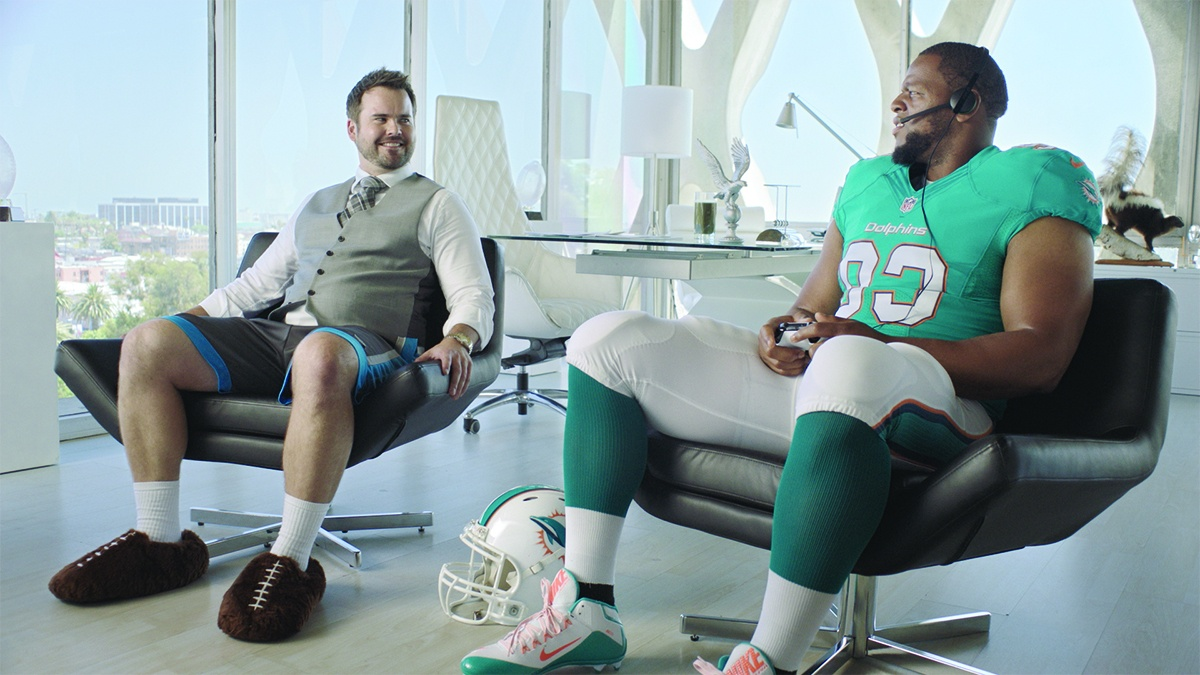 Thumbnail for NFL on Xbox: Making Friends with Ndamukong Suh
