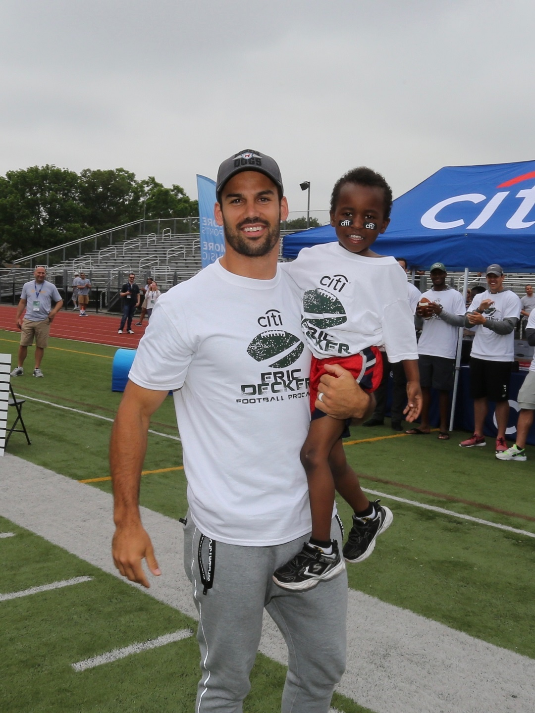 Image Media for Citi - ProCamps Partnership