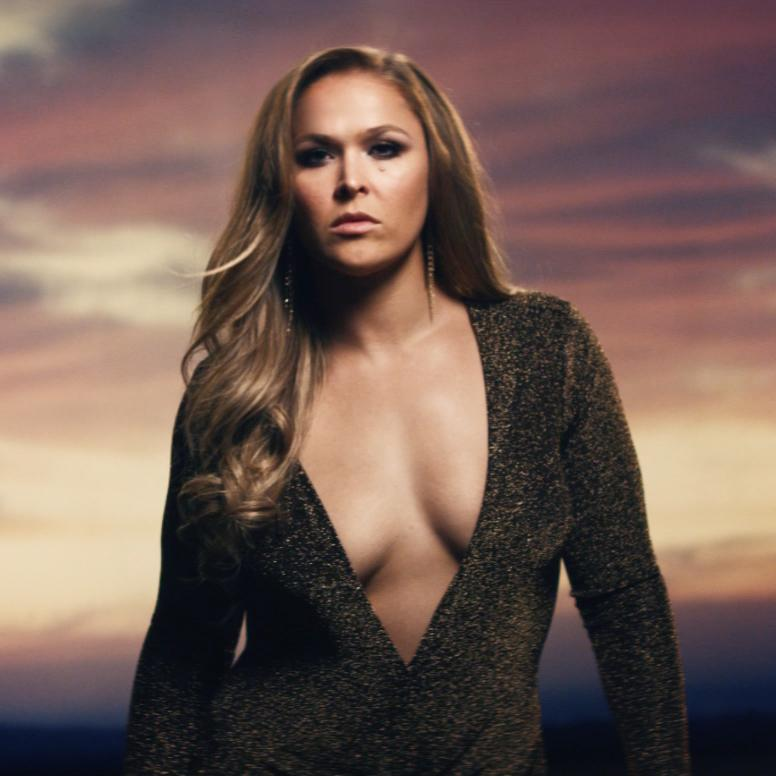 Thumbnail for Perfect Never with Ronda Rousey