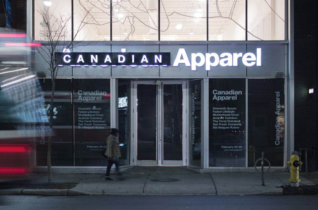 Image Media for Canadian Apparel