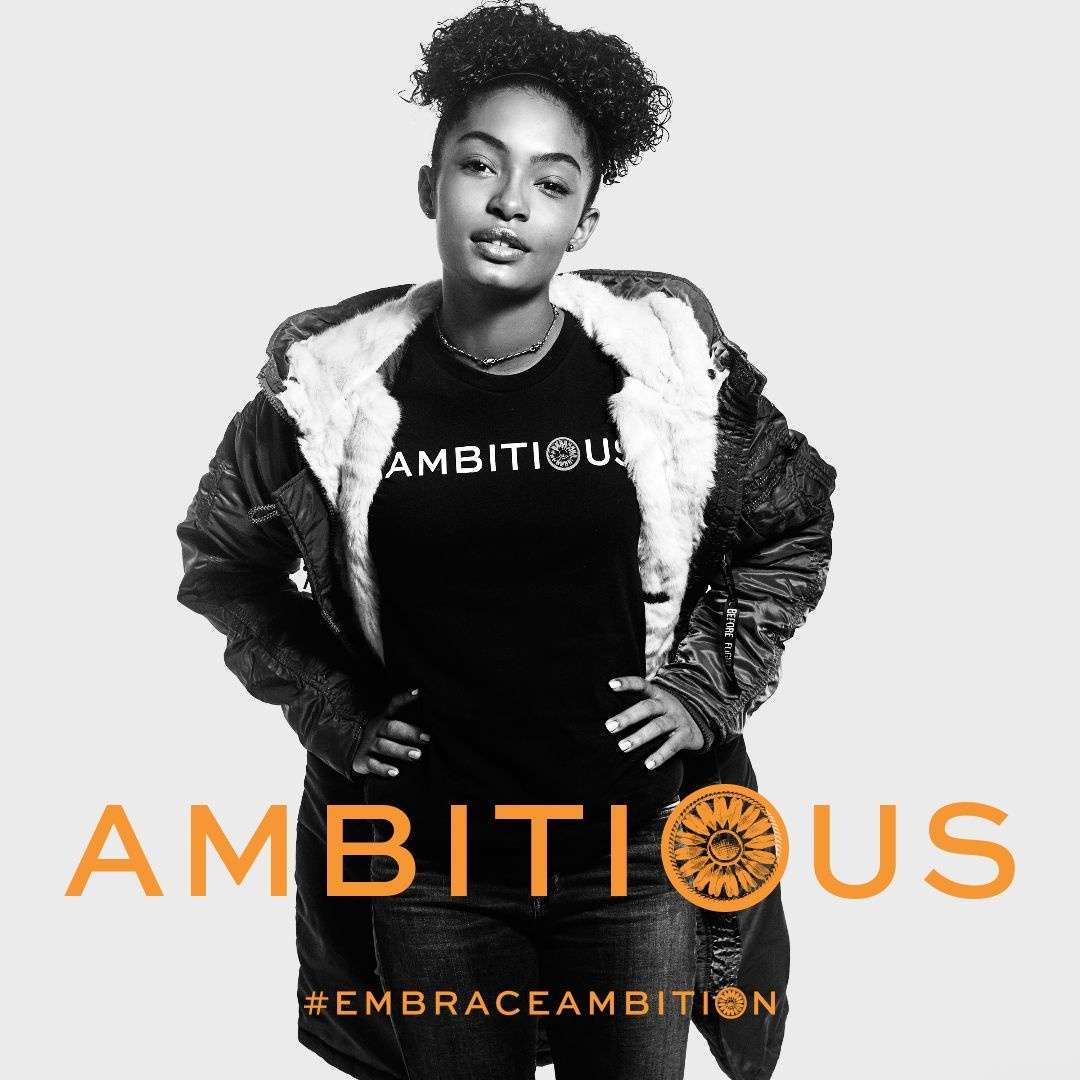 Thumbnail for #EmbraceAmbition