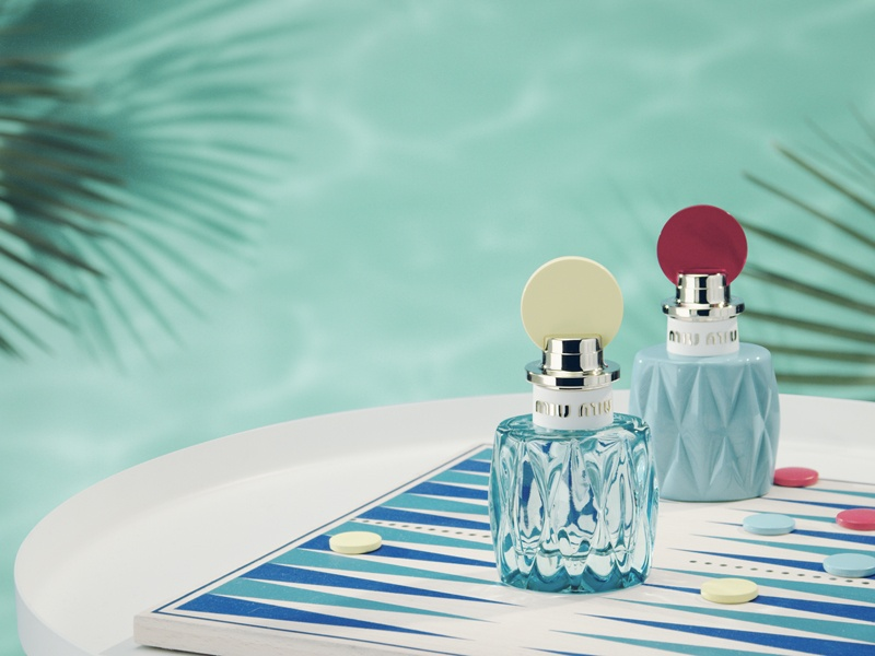 Image Media for Miu Miu L'Eau Bleue