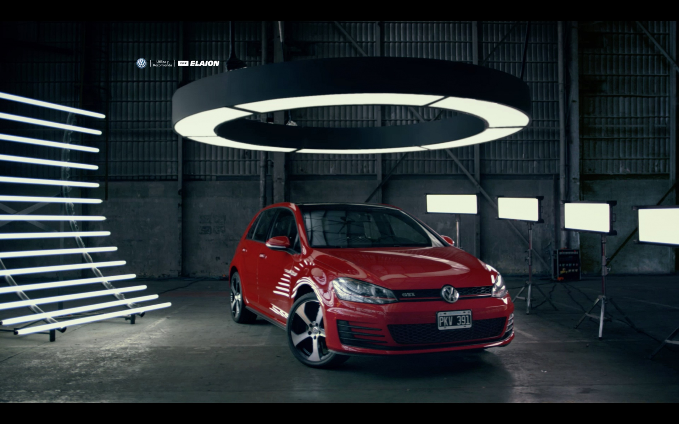 Thumbnail for Golf GTI - Fast Film - Slow motion