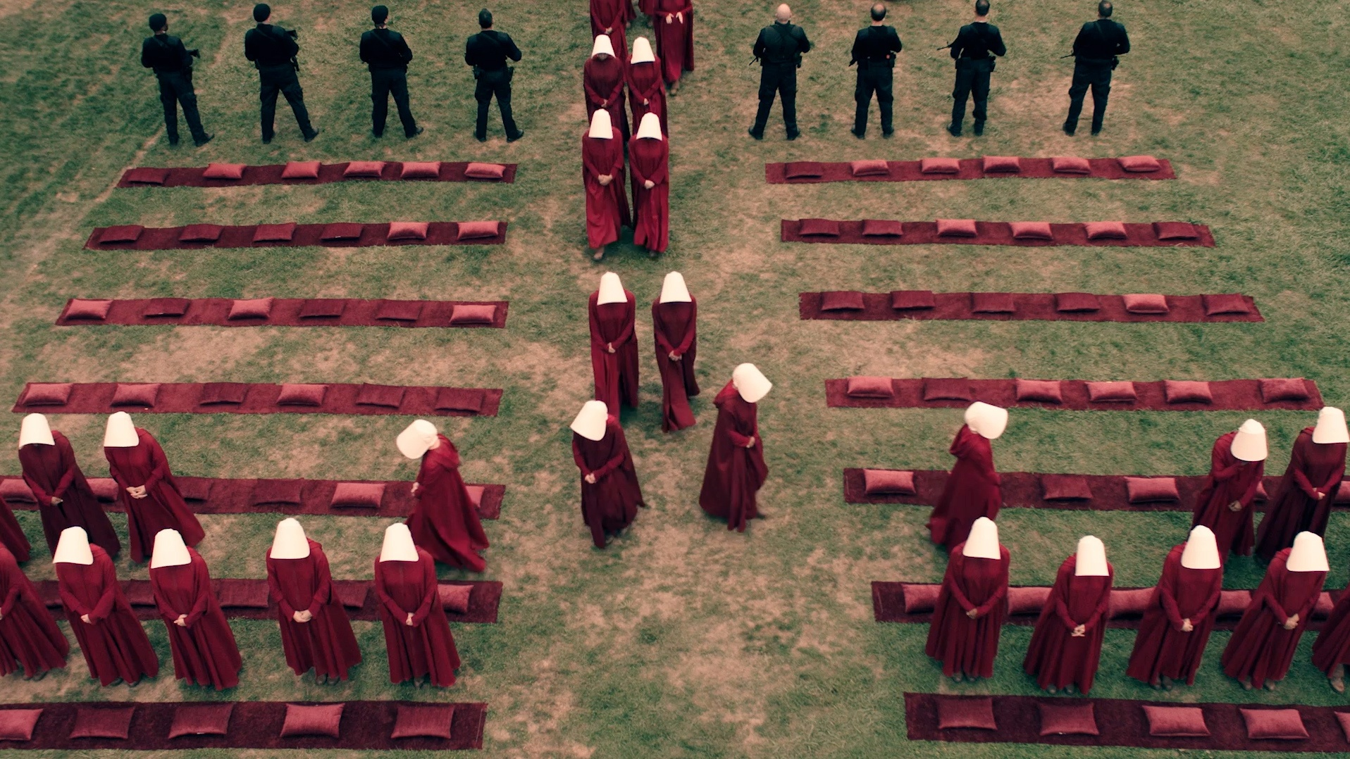 Thumbnail for The Handmaid's Tale SuperBowl Spot