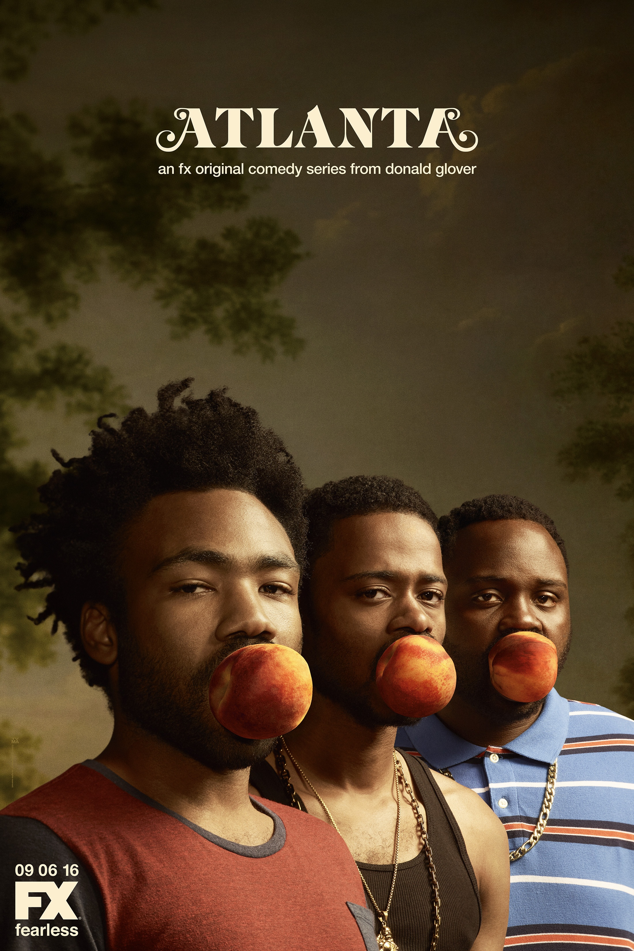 Thumbnail for Atlanta Season 1 Key Art