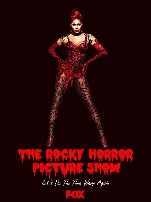 Image Media for The Rocky Horror Picture Show - #TransformationTuesday Campaign