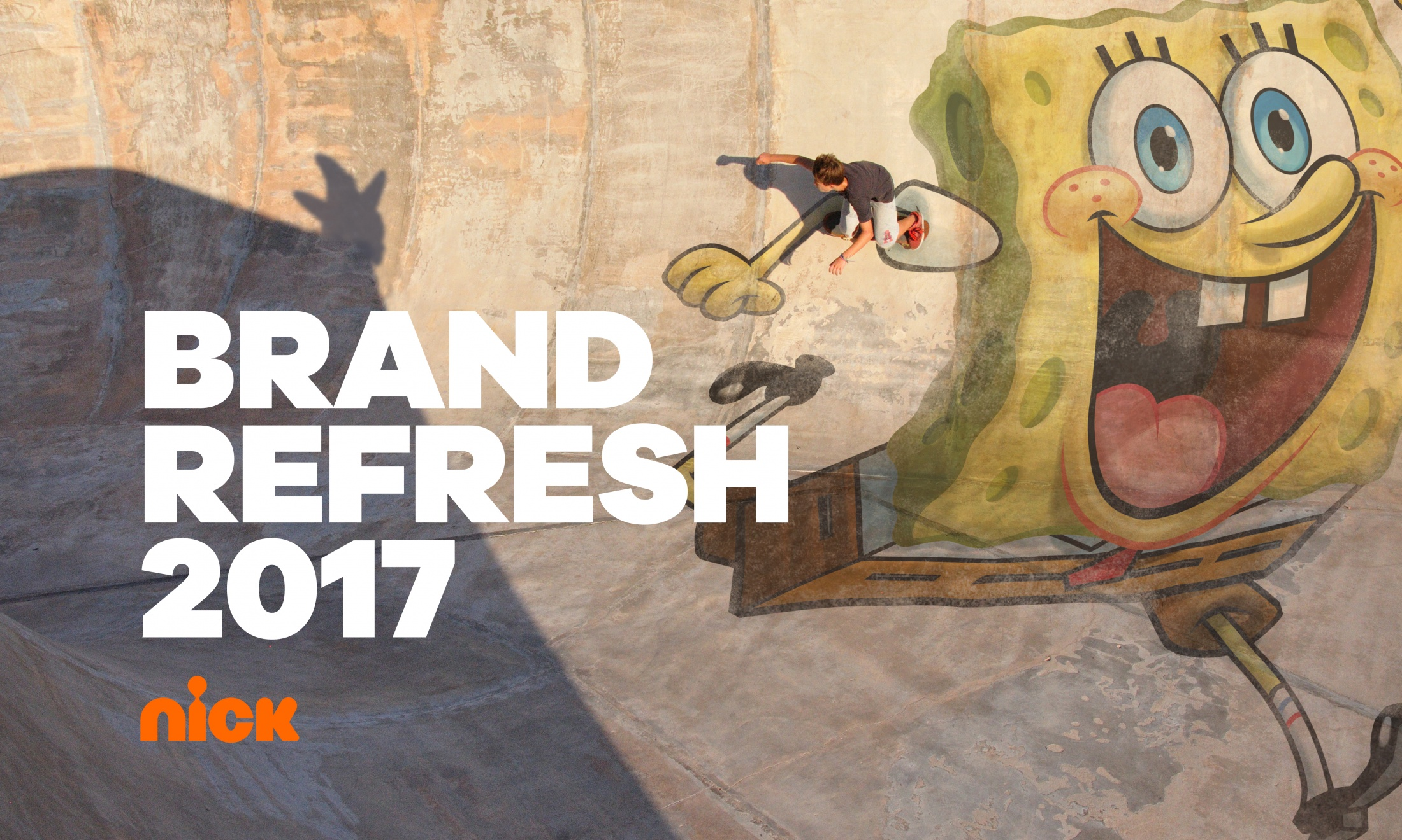 Thumbnail for Nickelodeon Brand Refresh 2017