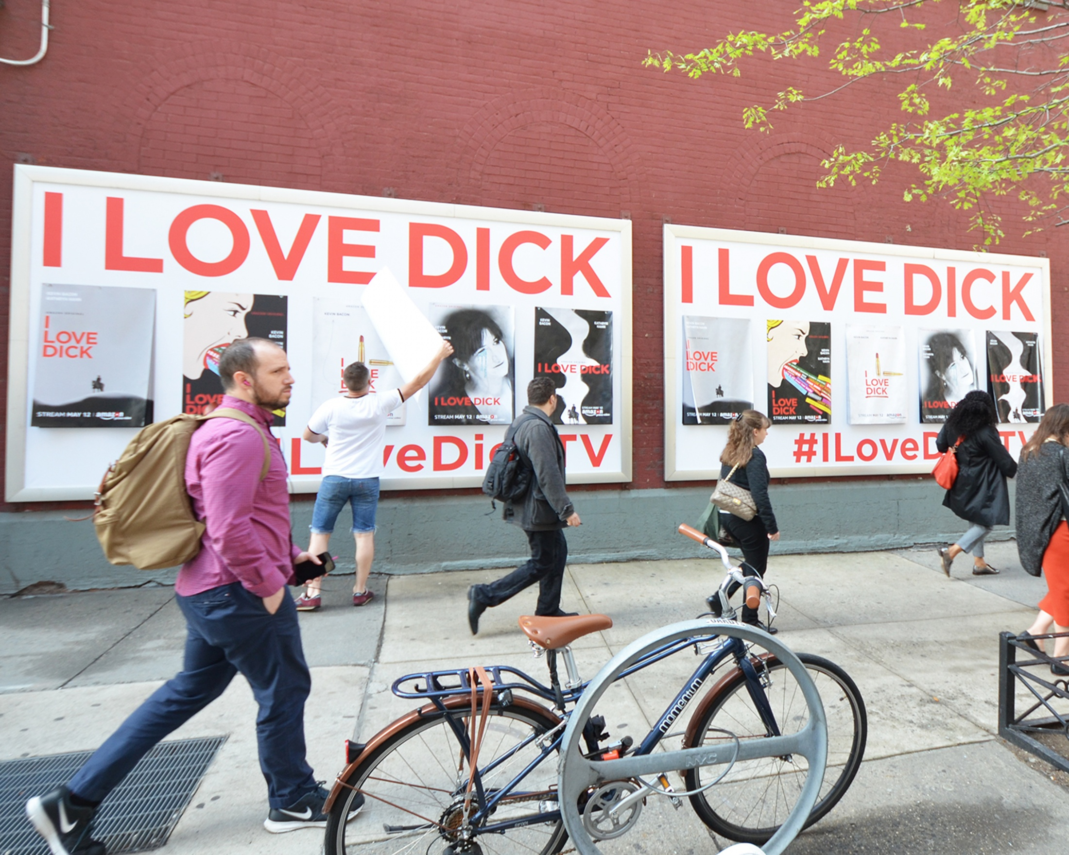 Image Media for I Love Dick: Out-of-Home