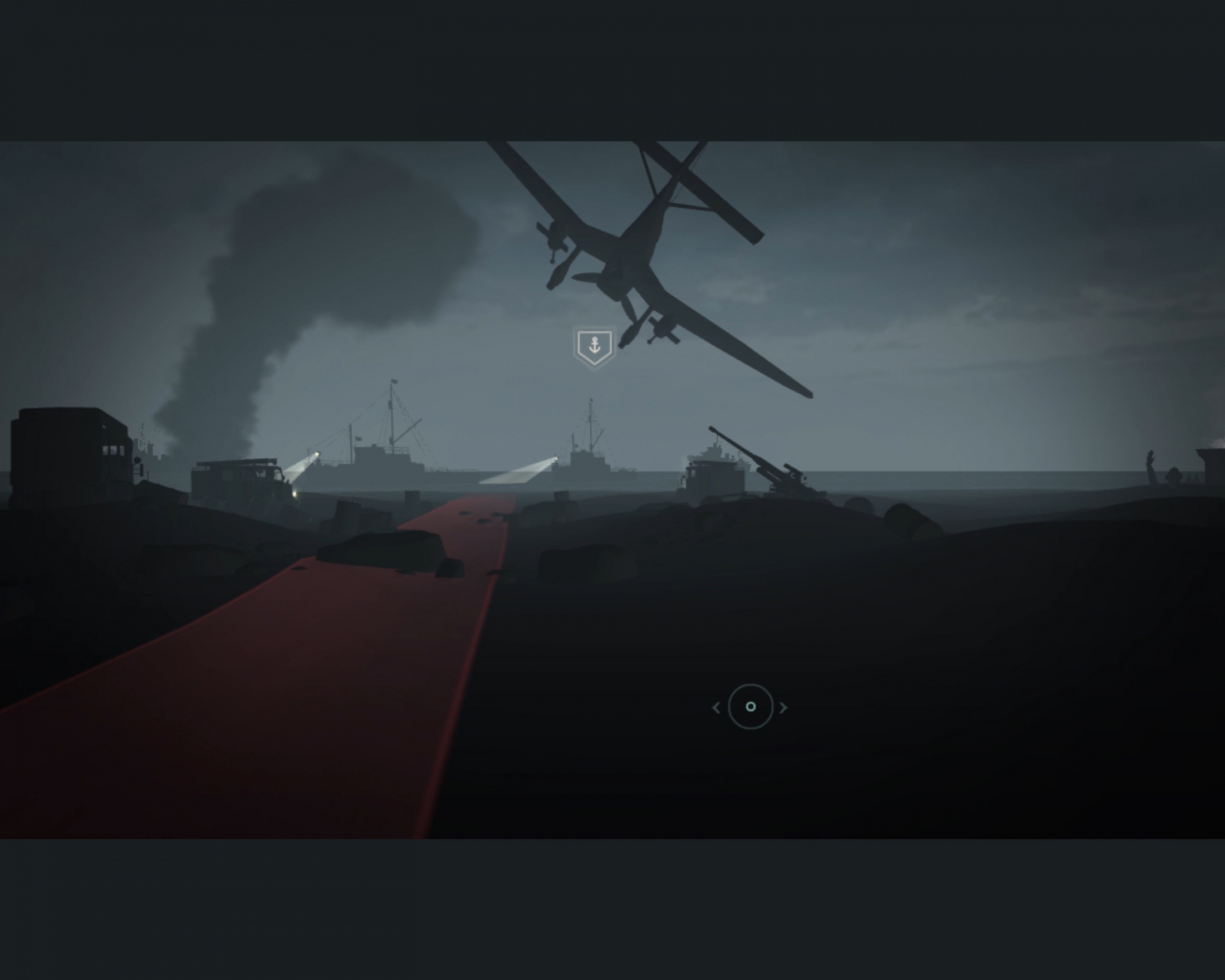 Image Media for Dunkirk WebVR