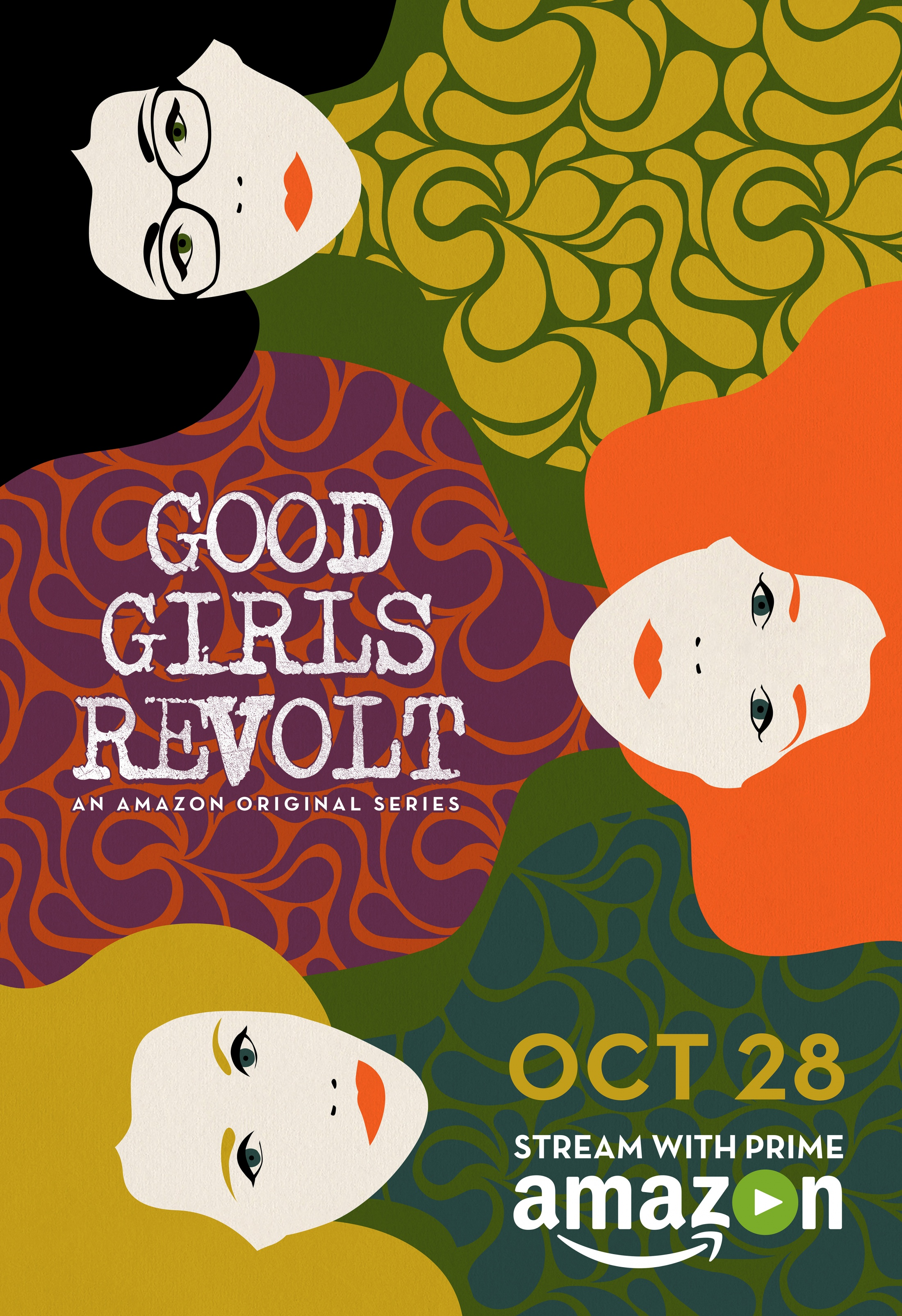 Thumbnail for Good Girls Revolt