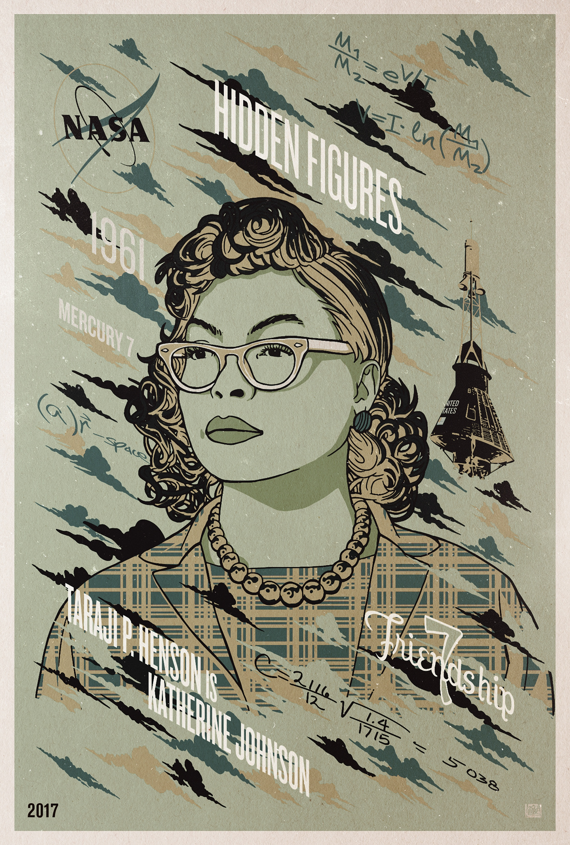 Thumbnail for Hidden Figures - Character Series