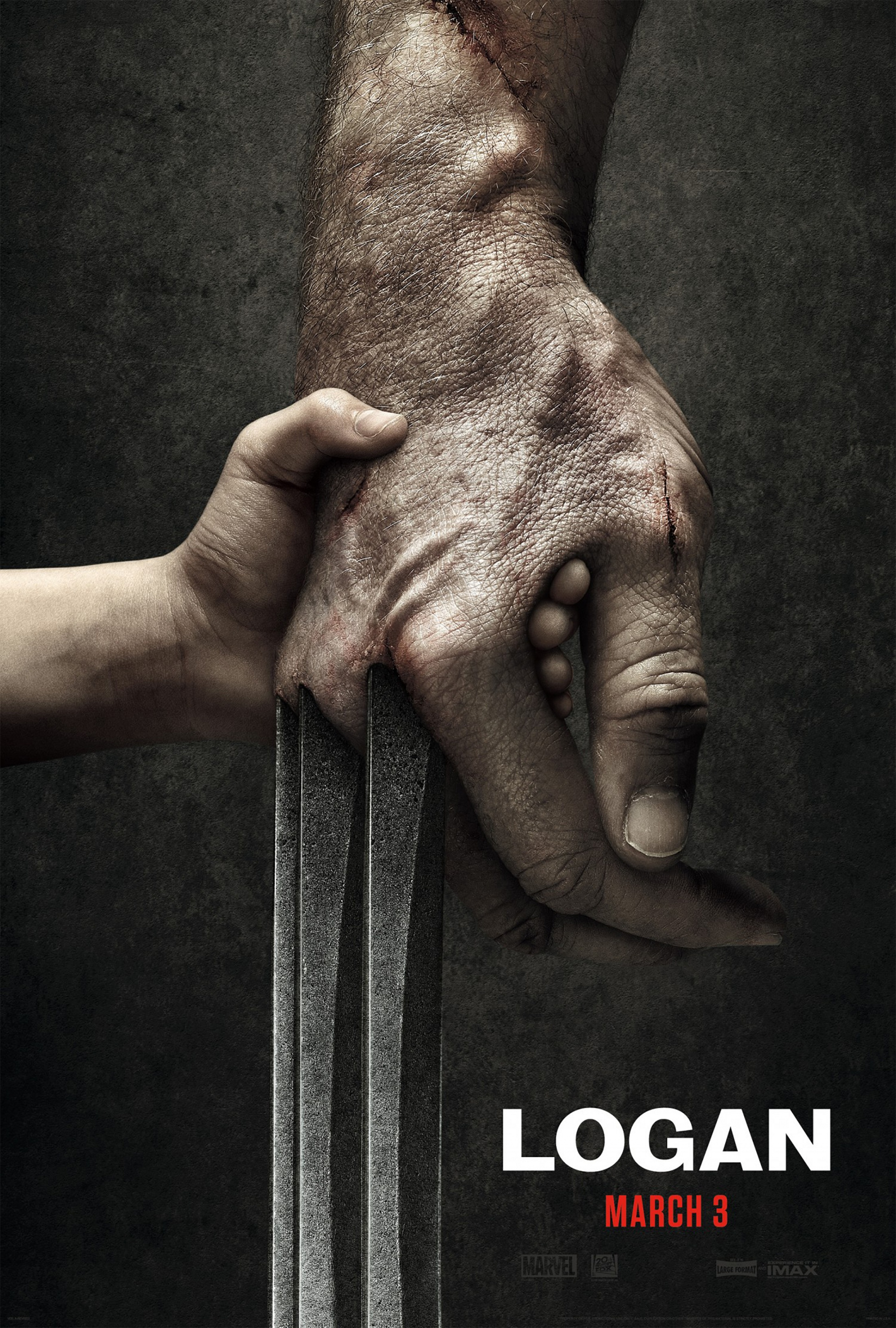 Thumbnail for Logan - Hand