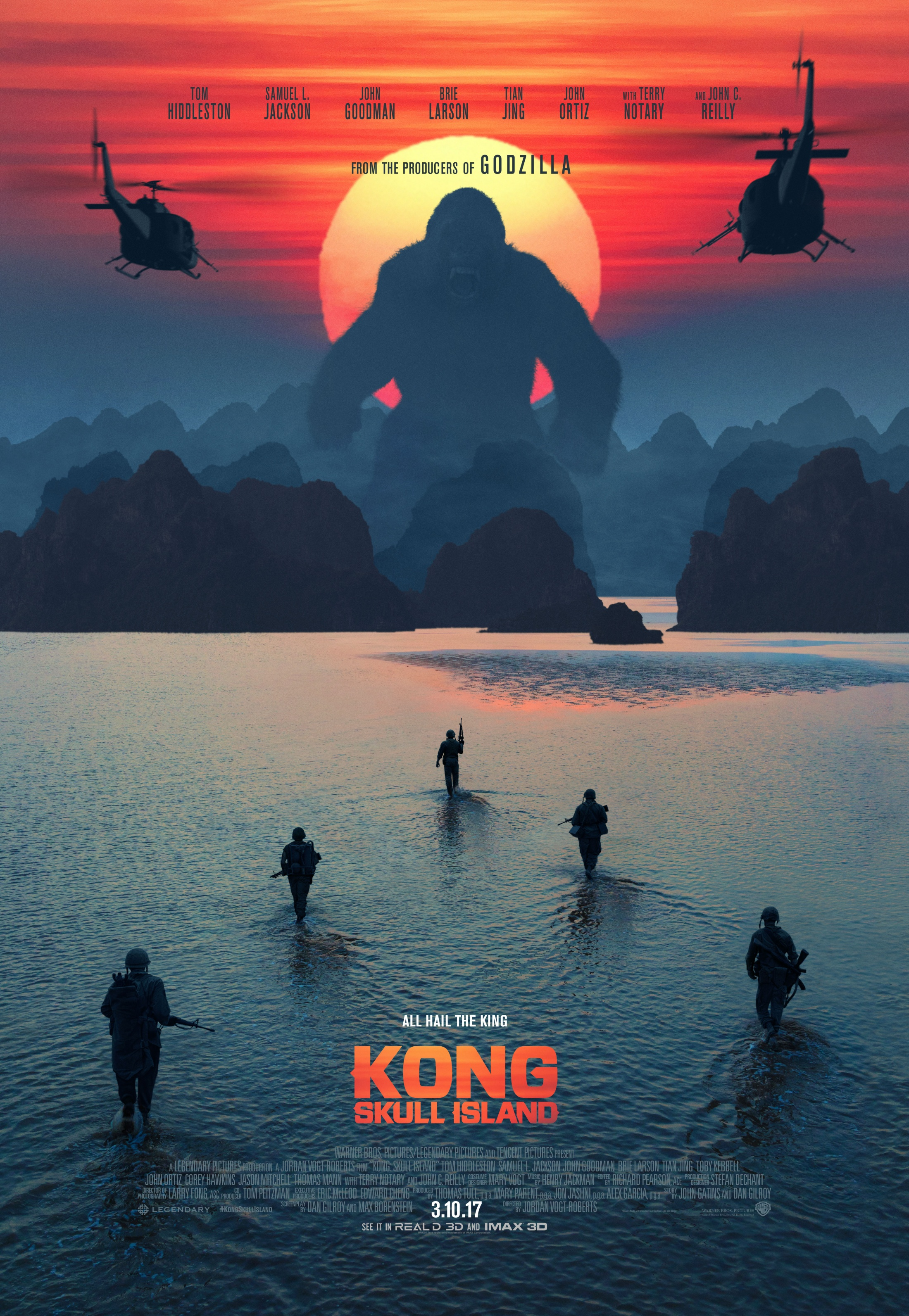 Thumbnail for Kong Teaser 1-Sheet