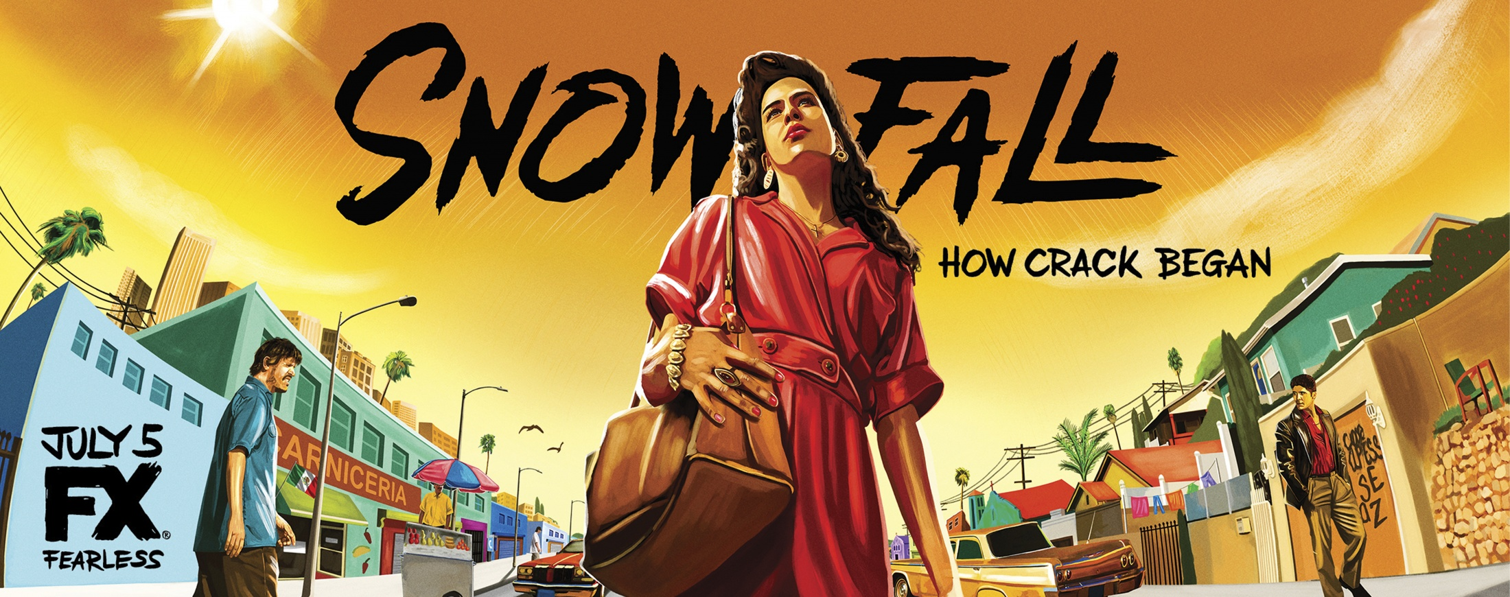 Thumbnail for Snowfall billboard (Lucia)