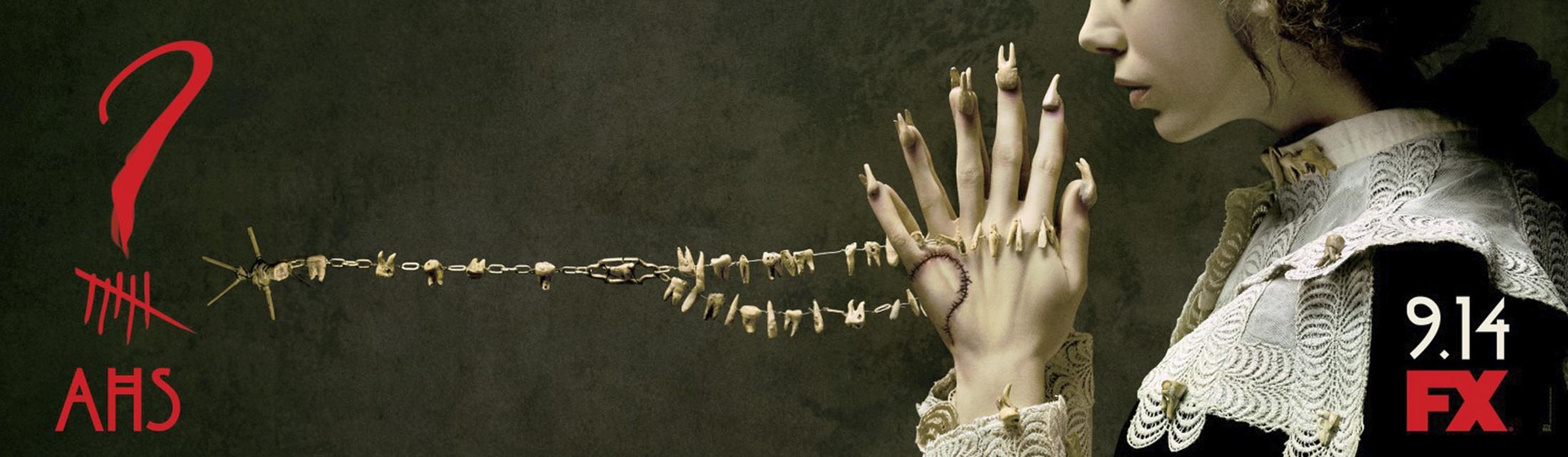 Thumbnail for American Horror Story - Roanoke payoff billboard