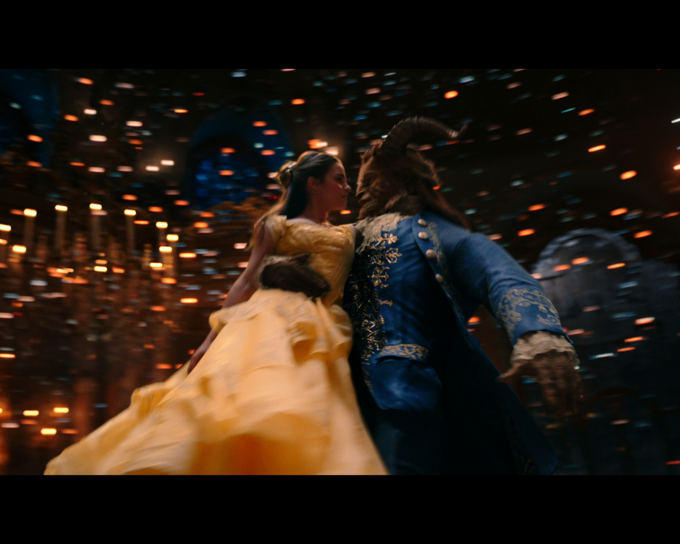 Image Media for Beauty and the Beast