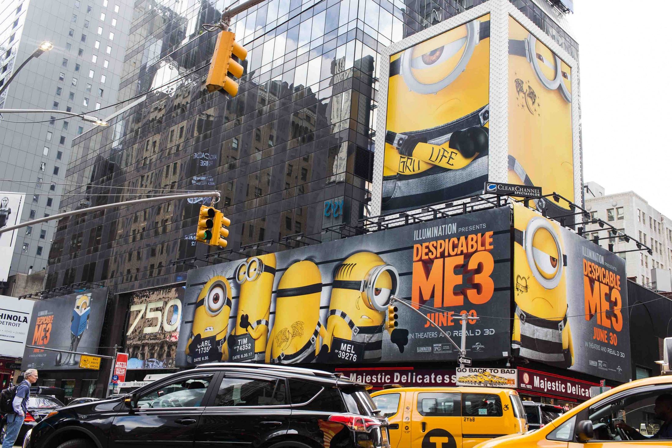 Thumbnail for Times Square Takeover