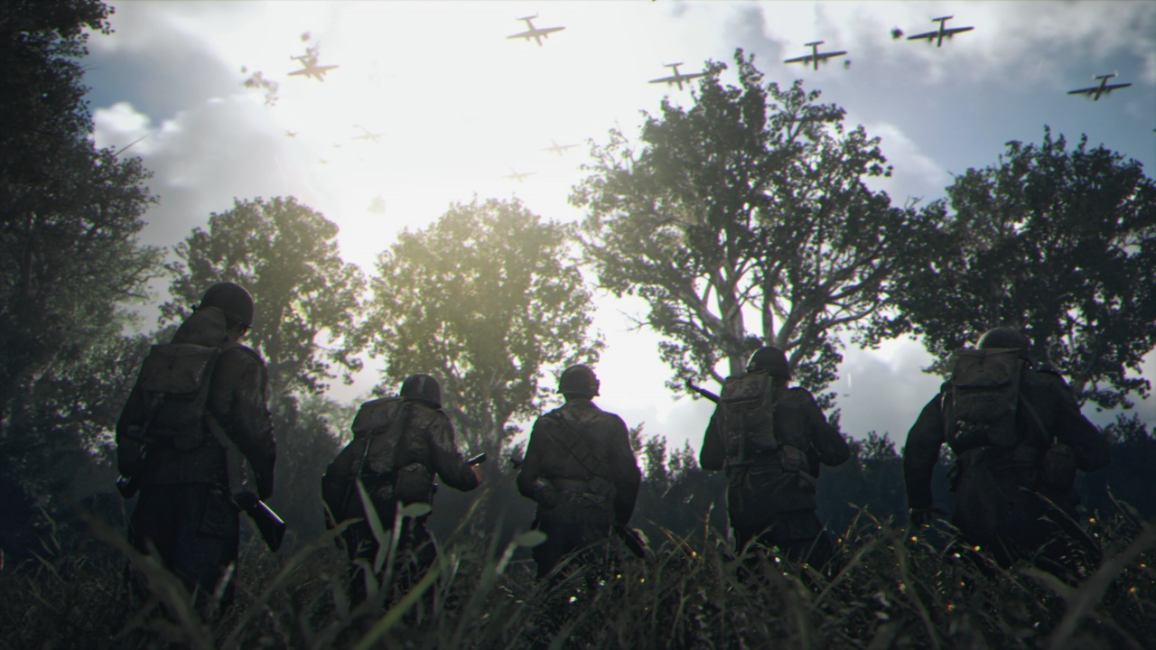 Thumbnail for Call of Duty: WWII Announce Trailer