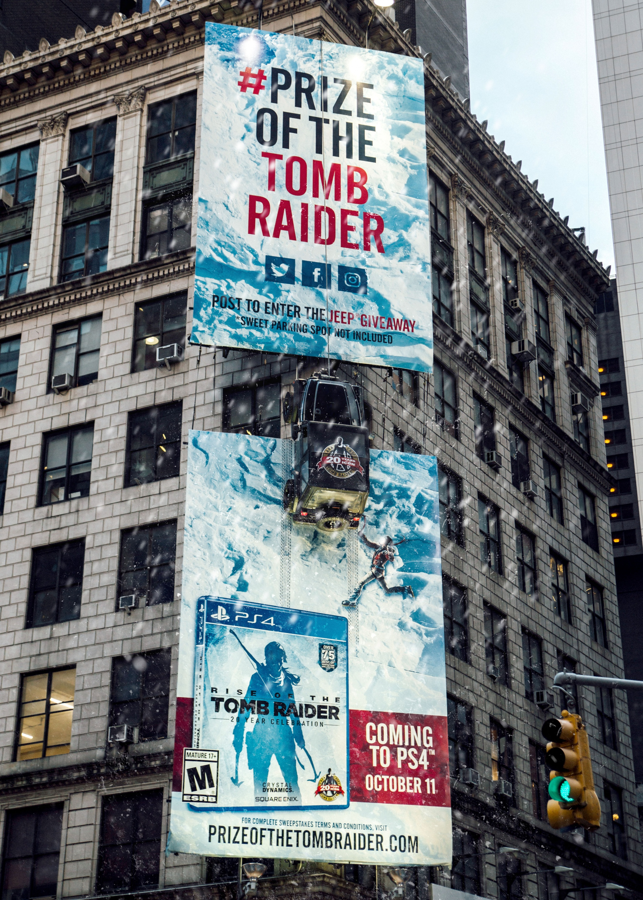 Image Media for #PrizeOfTheTombRaider