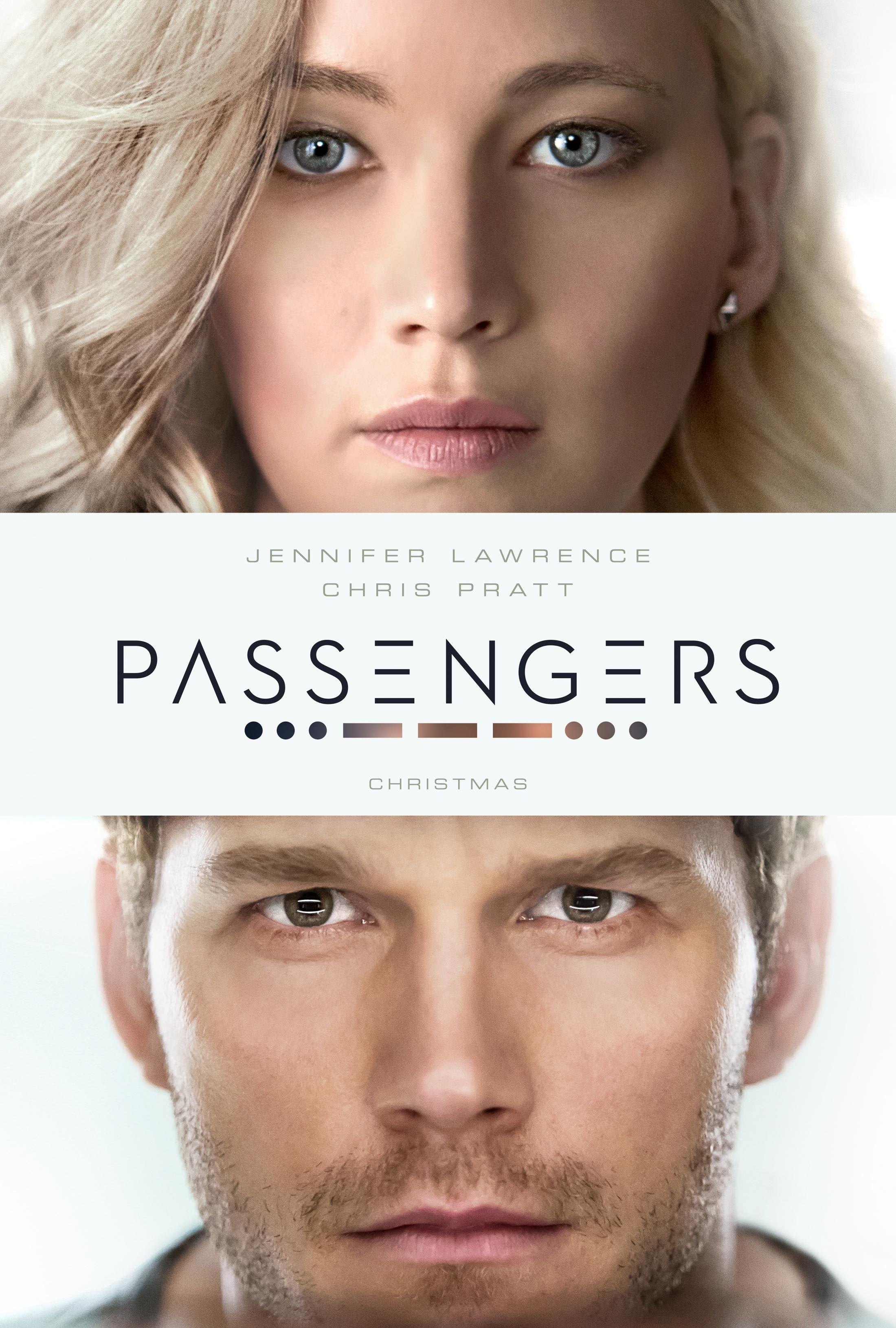 Thumbnail for Passengers One Sheet