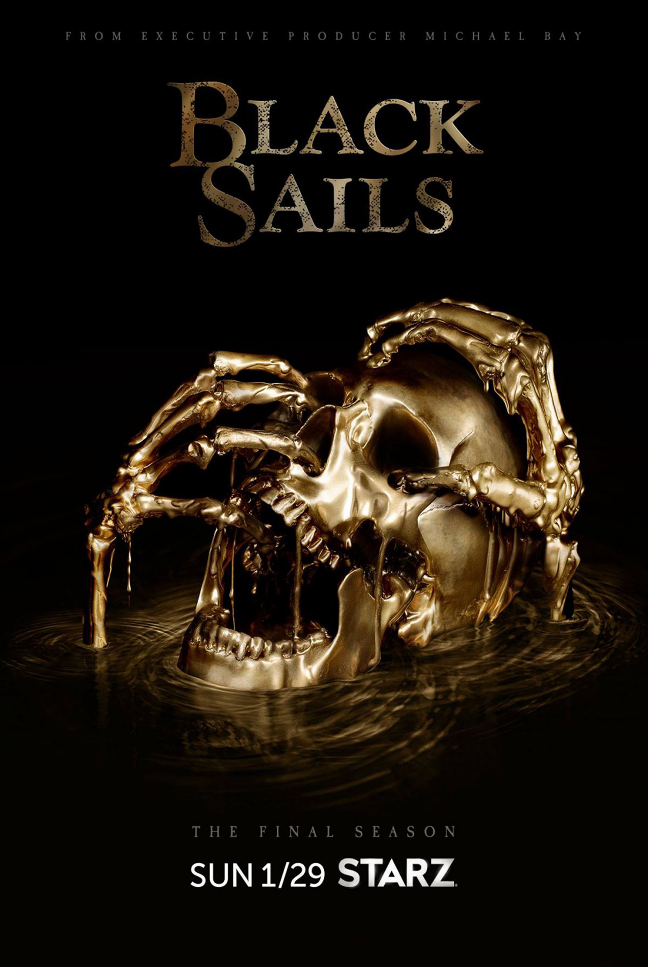 Thumbnail for Black Sails The Final Season One Sheet