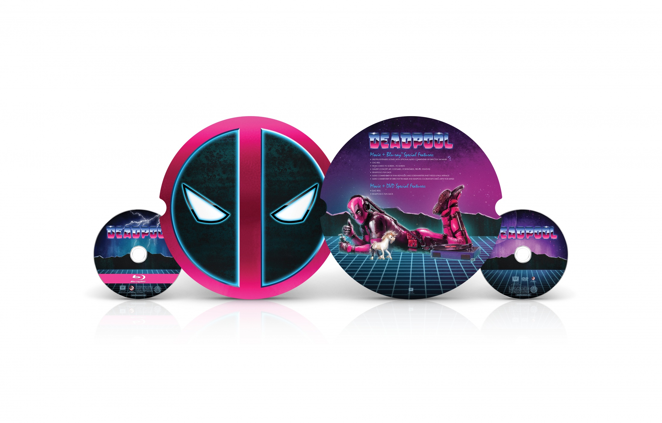 Image Media for Comic-Con Vinyl Packaging