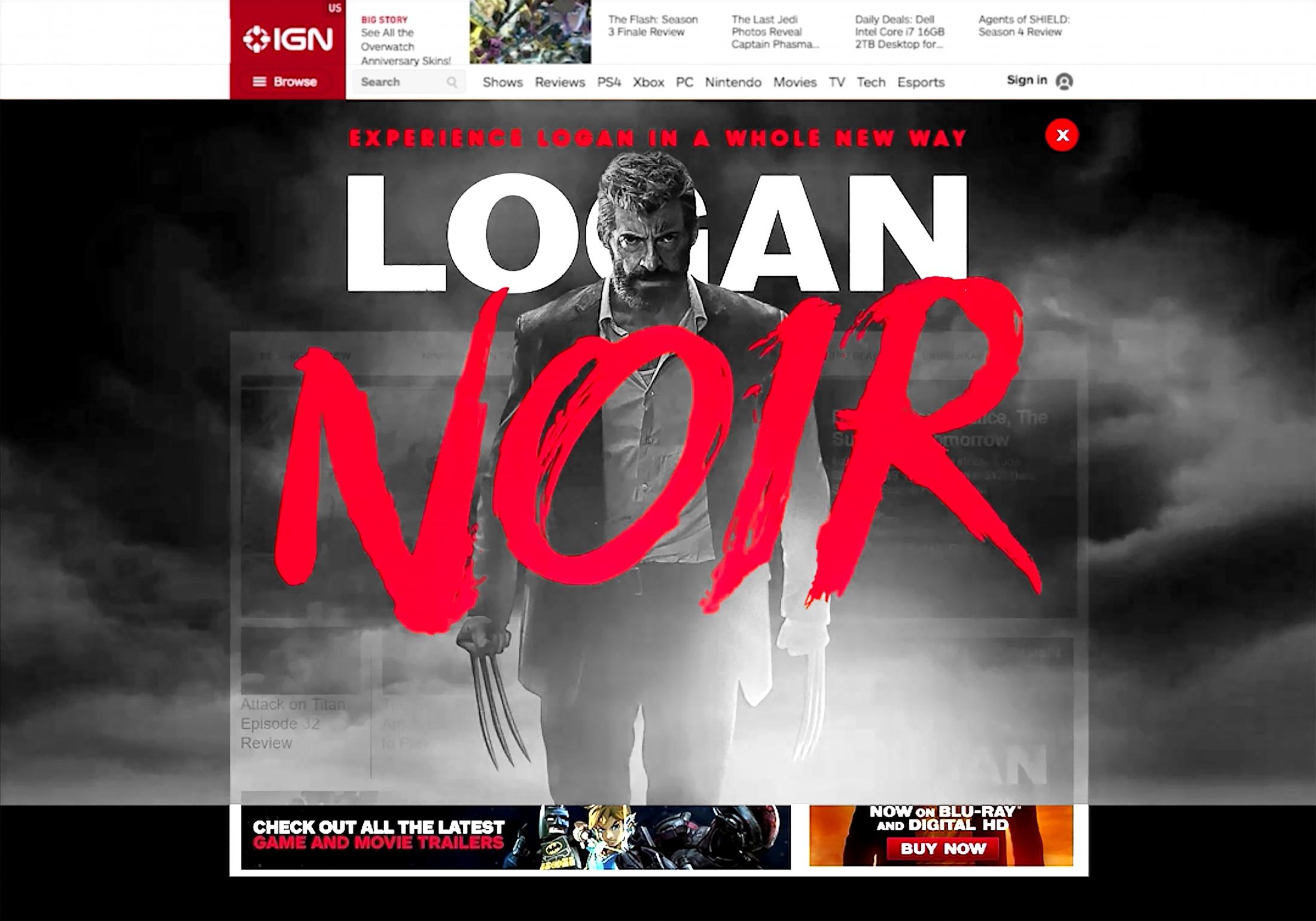 Thumbnail for Noir Takeover