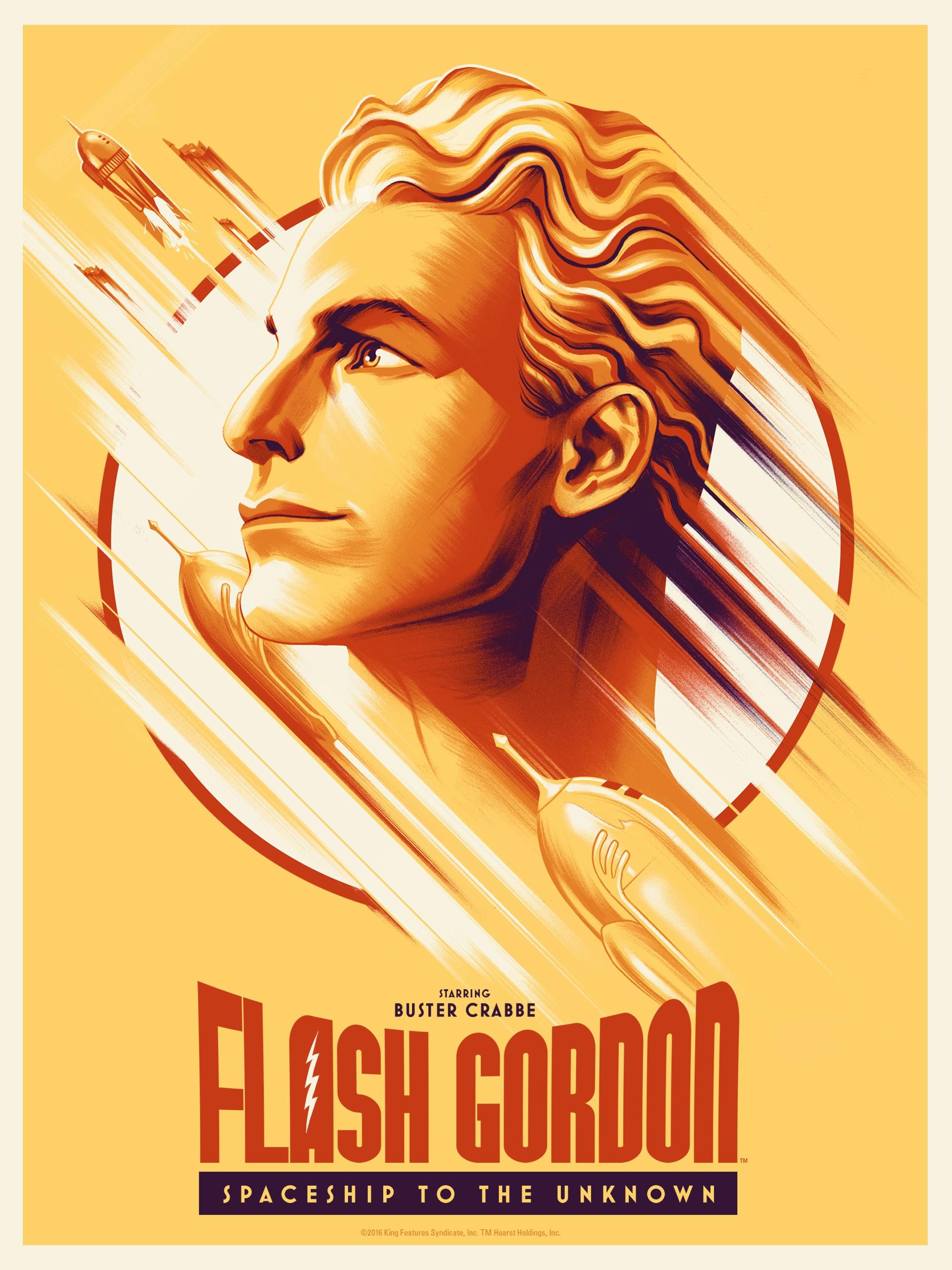 Thumbnail for Flash Gordon: Spaceship to the Unknown