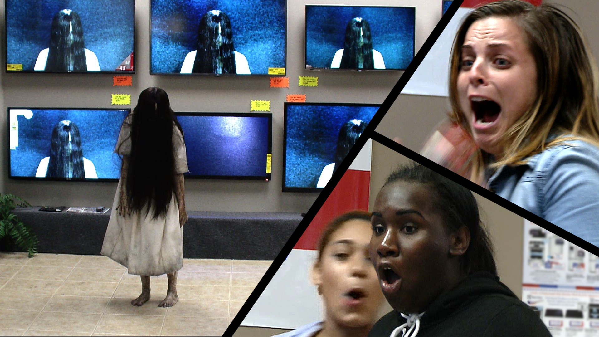 Thumbnail for Rings - TV Store Prank