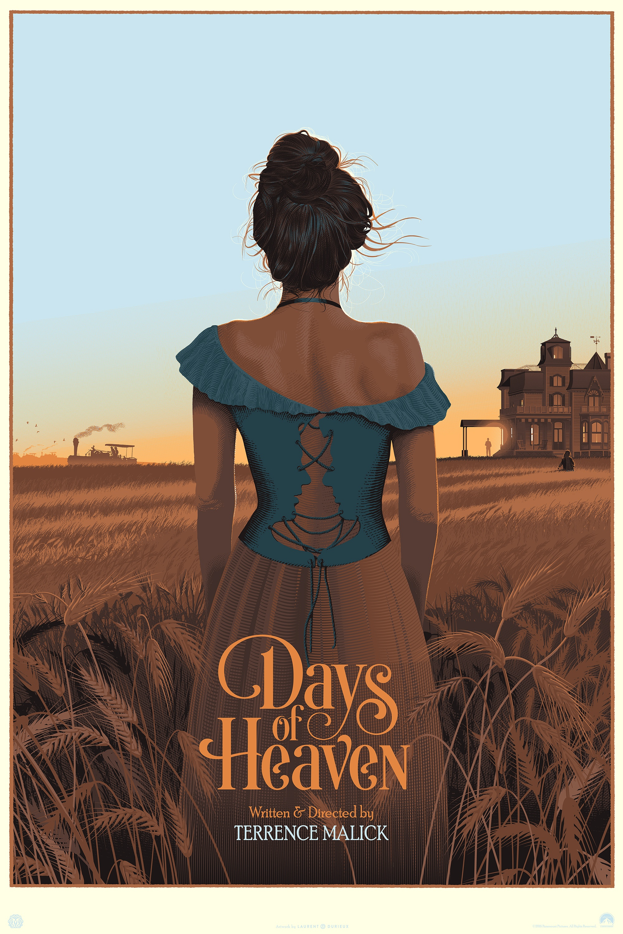 Thumbnail for Days of Heaven