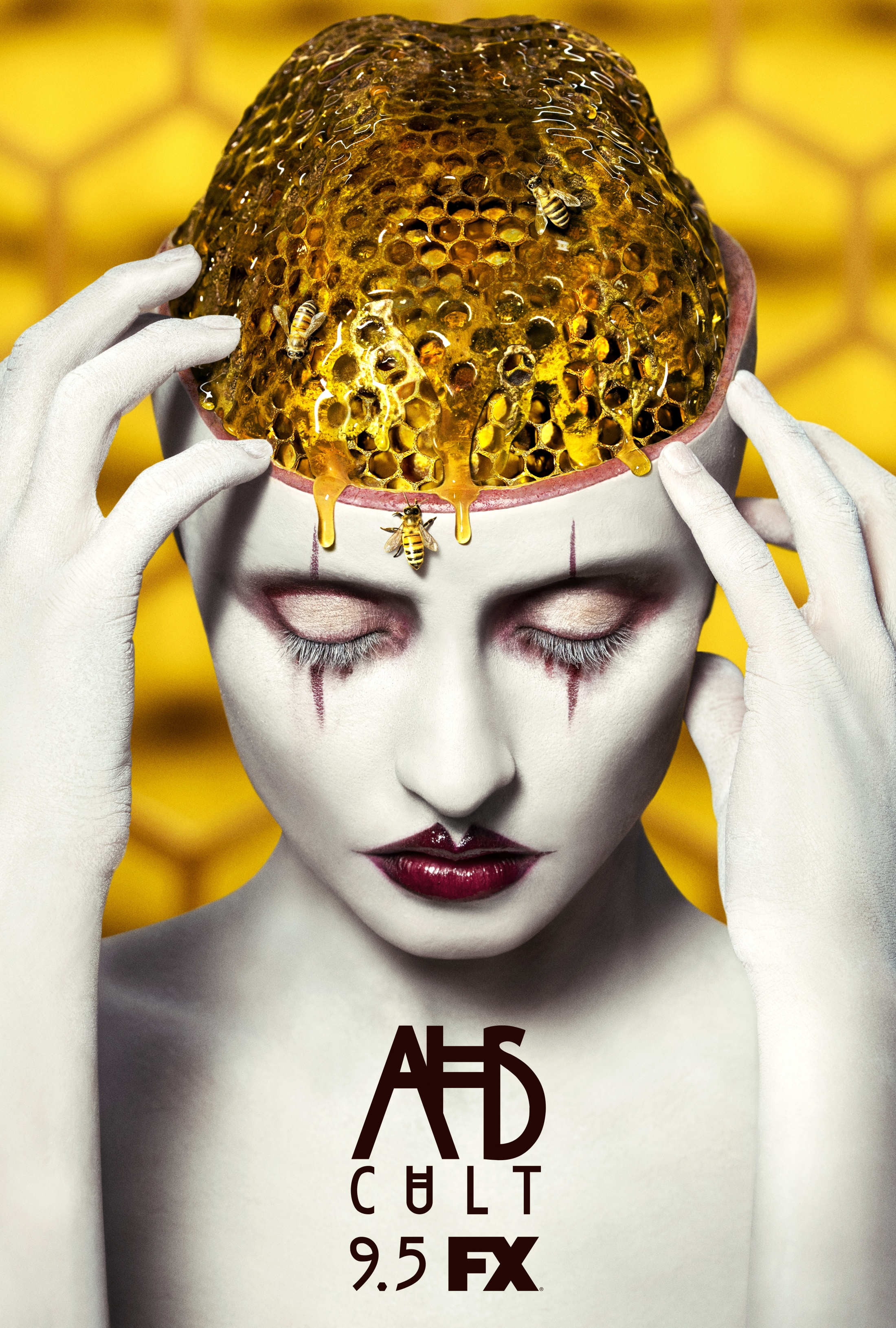 Thumbnail for American Horror Story: Cult Beehive One Sheet