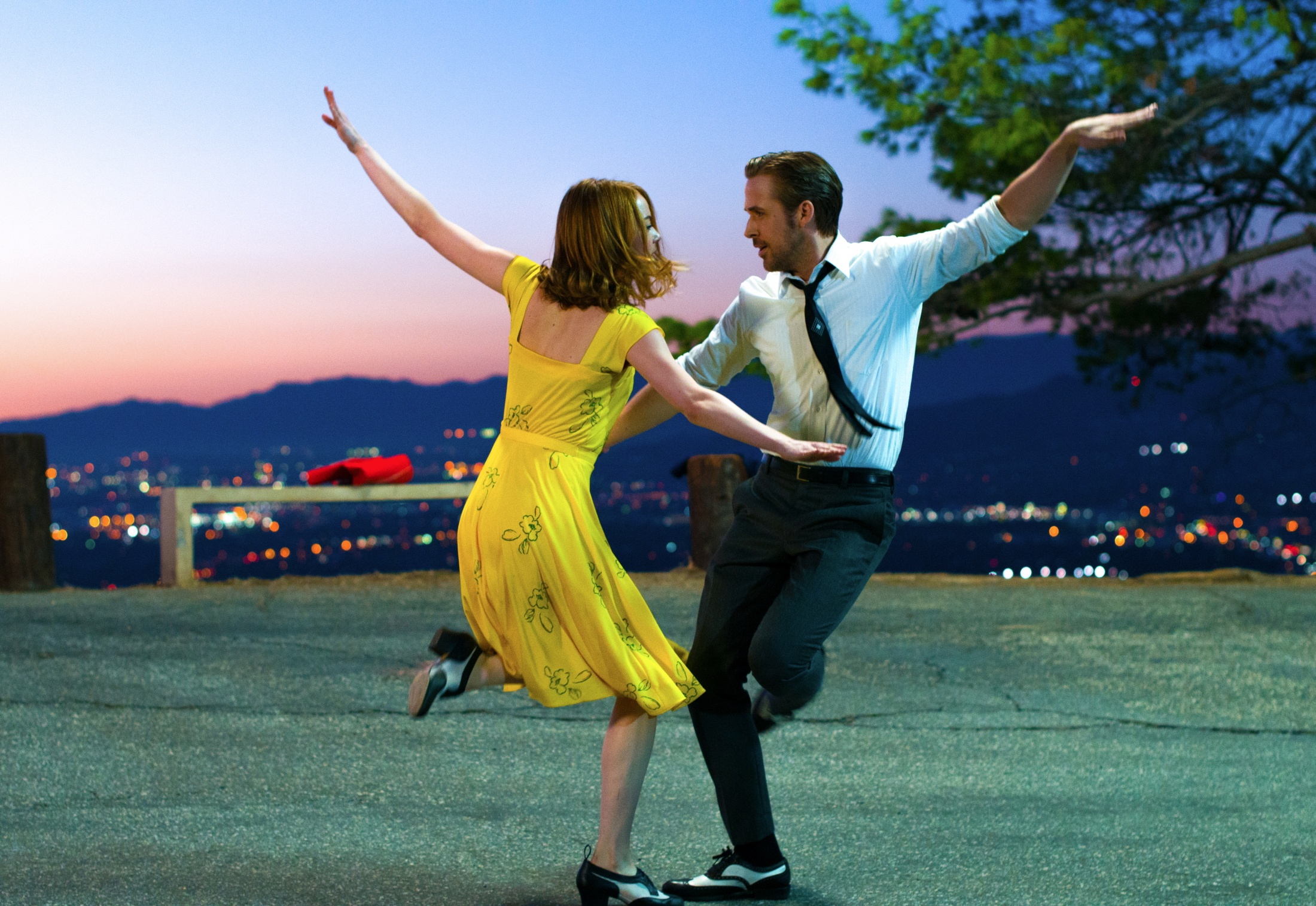 Image Media for La La Land Integrated Campaign