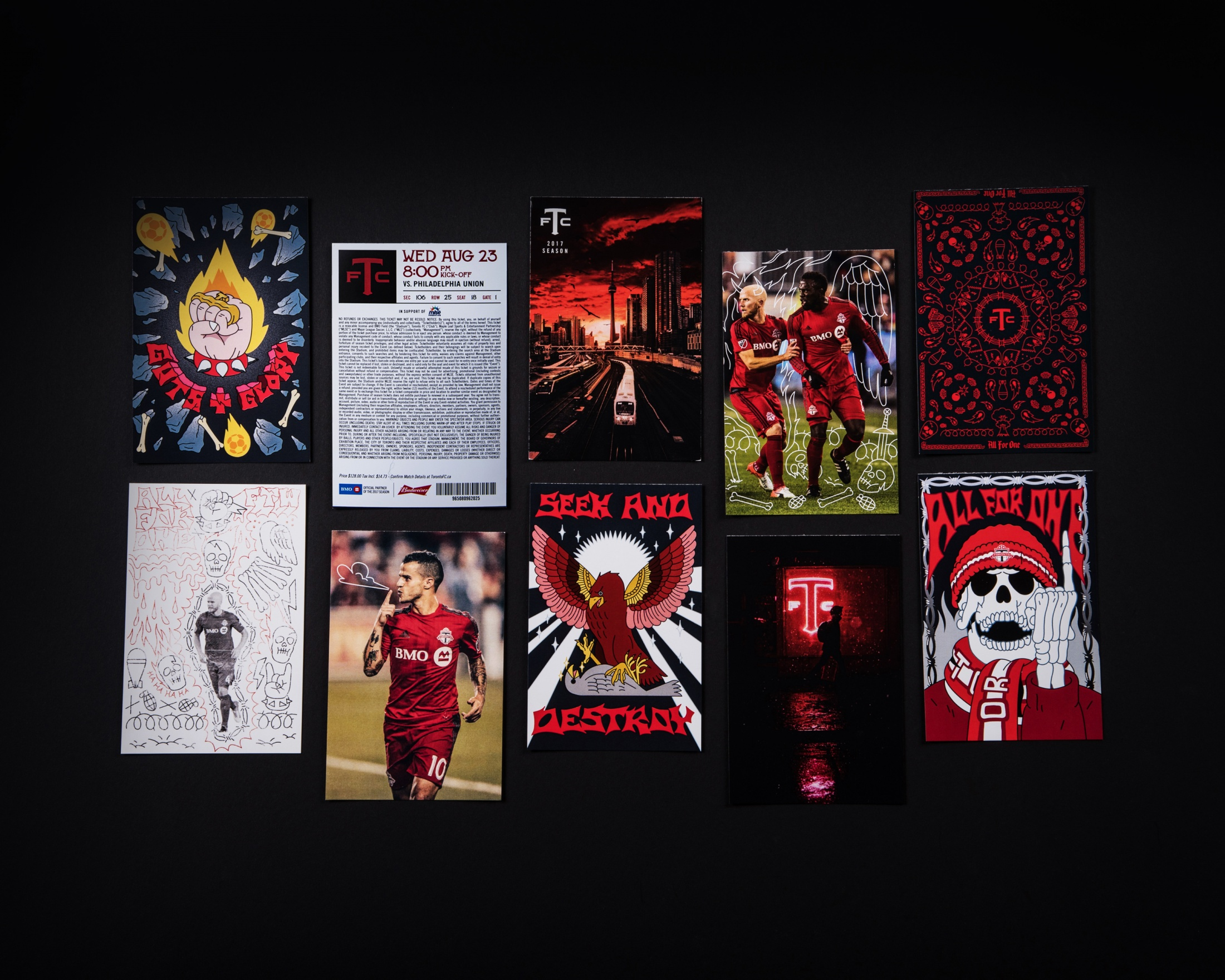 Image Media for Toronto FC Season Ticket Package 2017