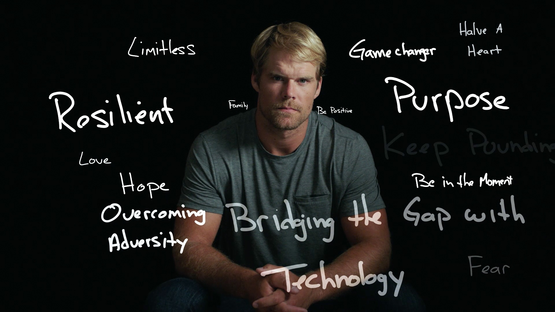 Thumbnail for Microsoft Create Change - Greg Olsen