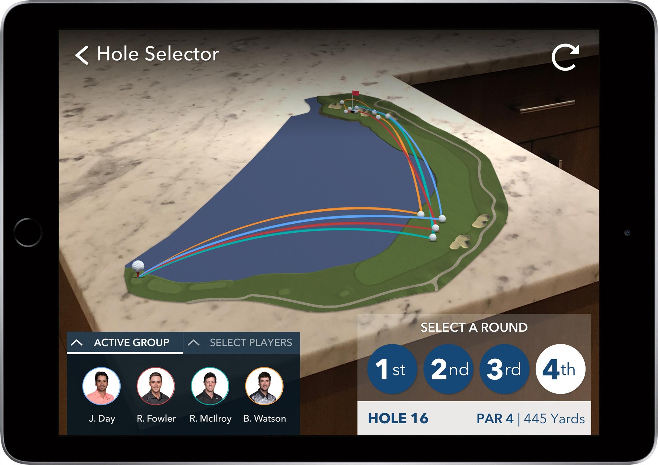 Thumbnail for PGA TOUR Augmented Reality (AR)