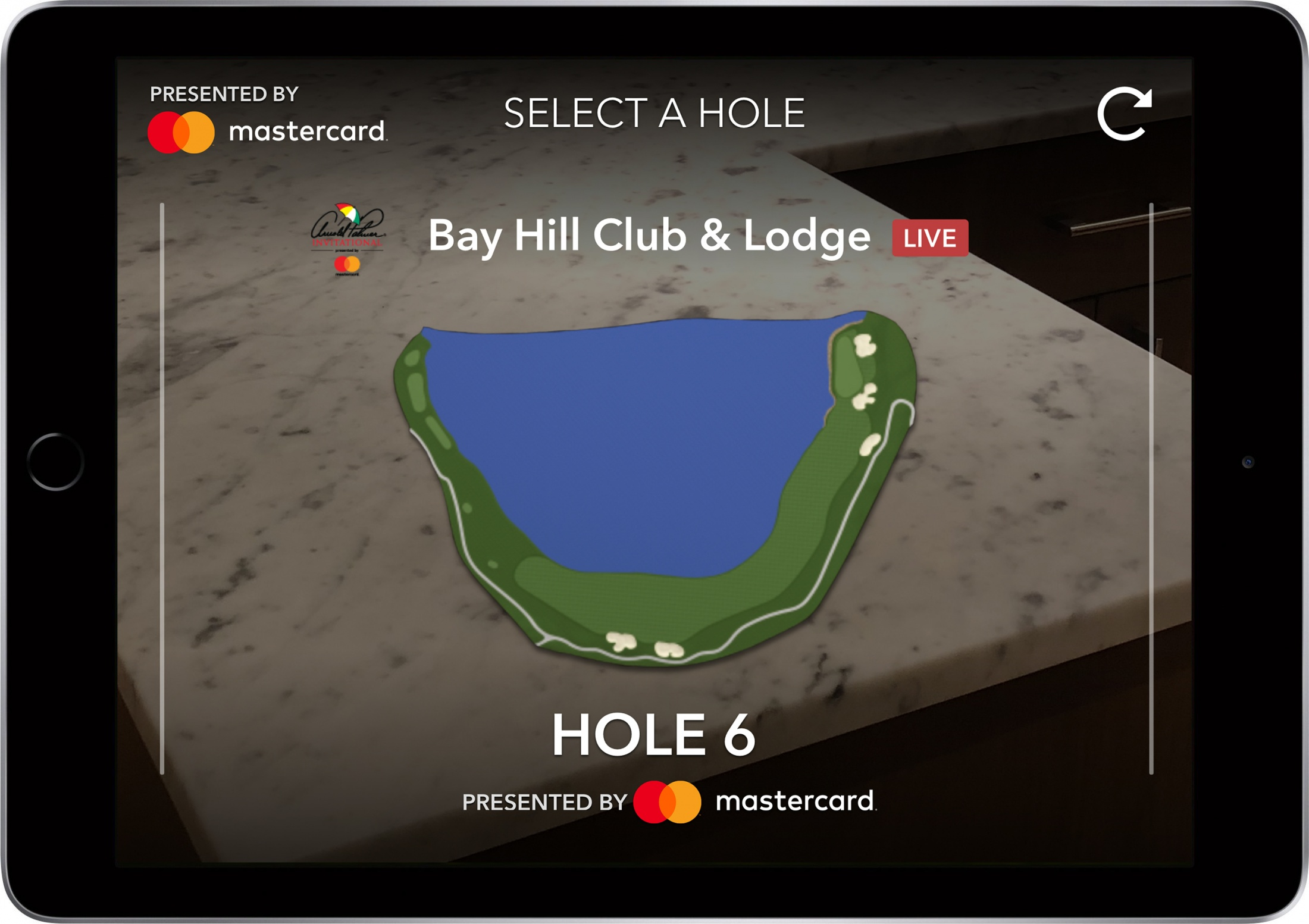 Thumbnail for PGA TOUR Augmented Reality (AR)