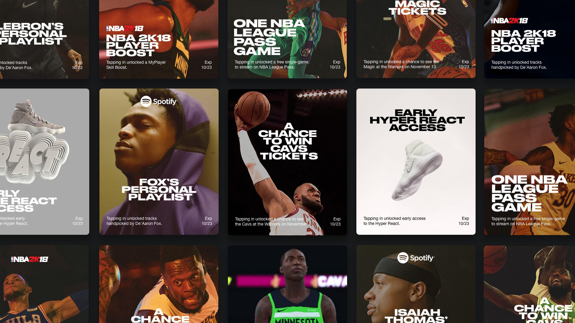 Image Media for Nike NBA Connected Jersey