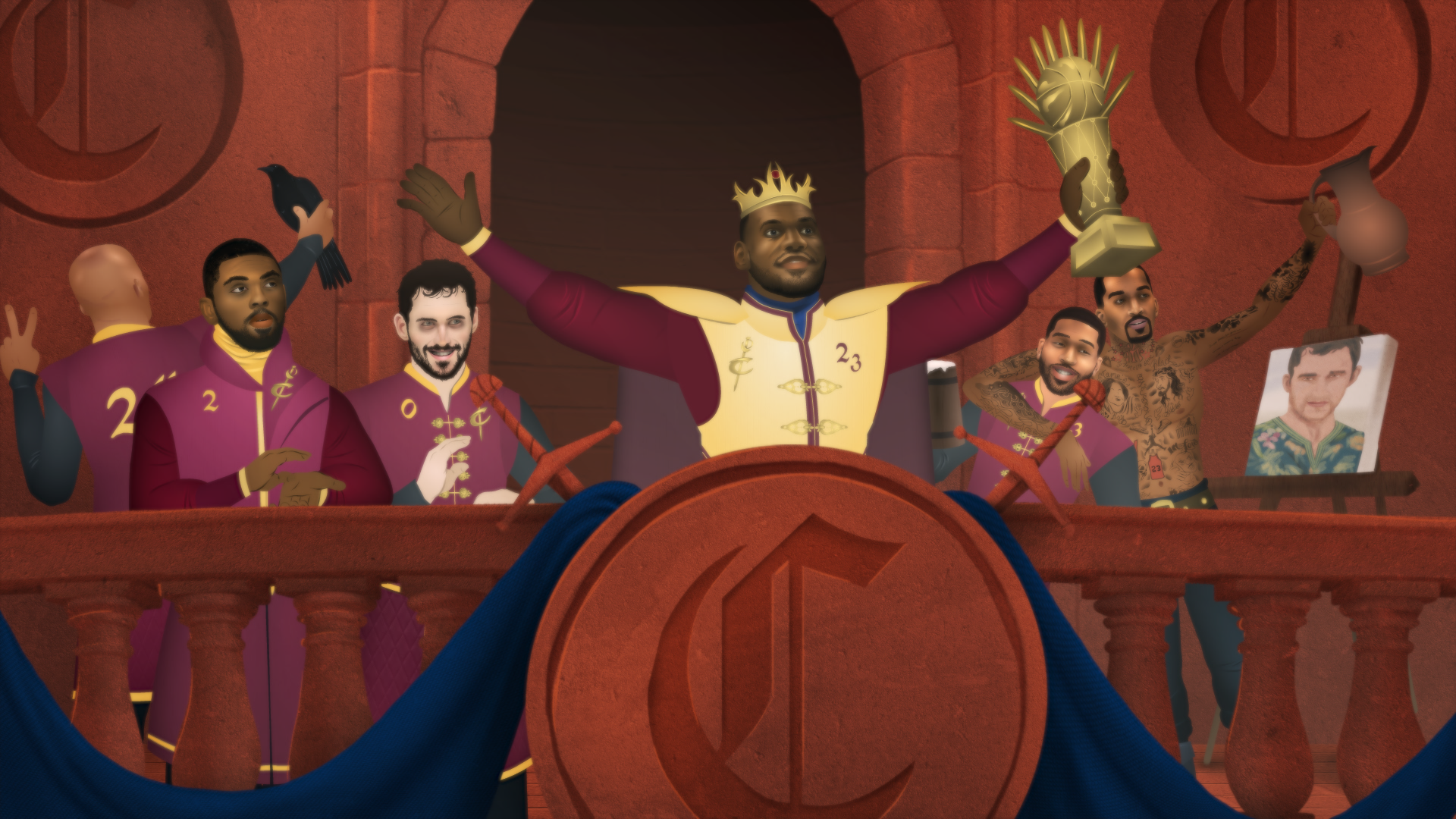 Image Media for Game of Zones
