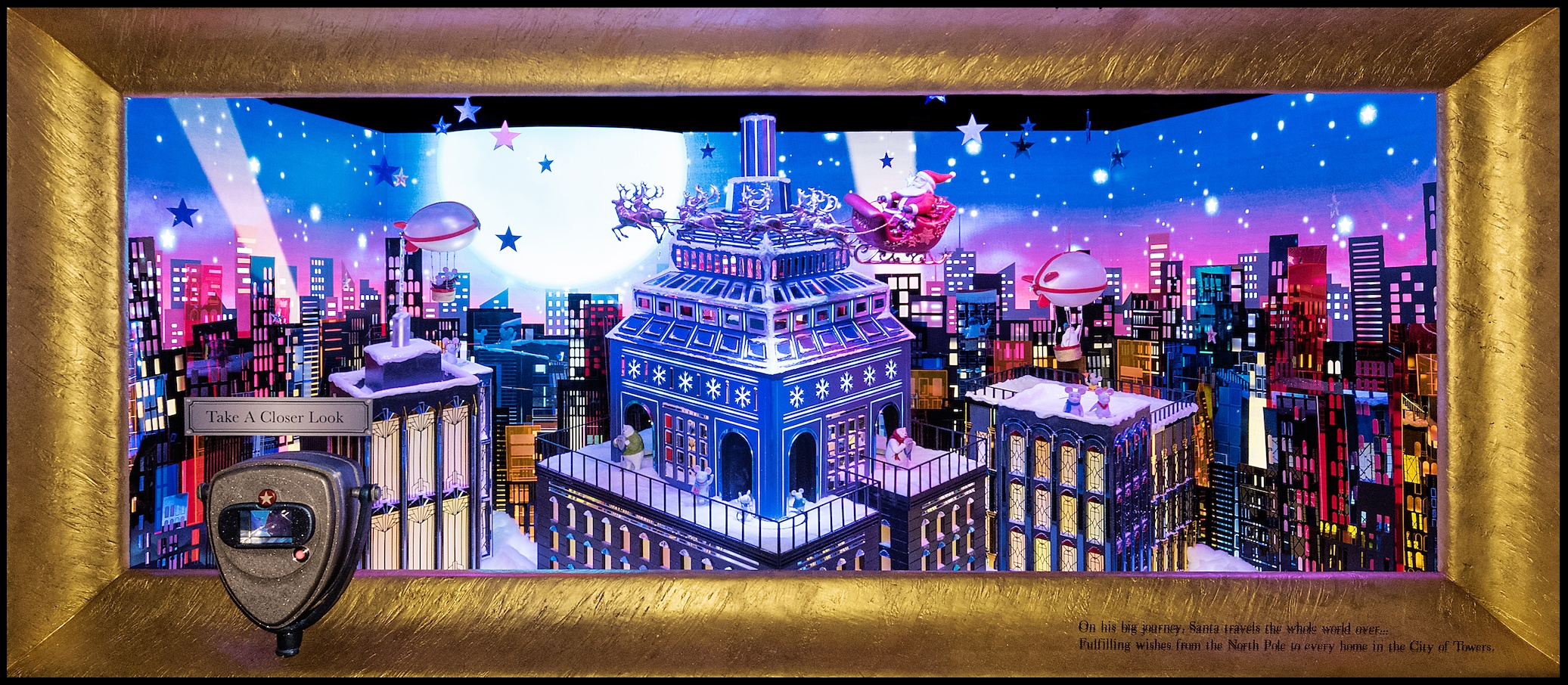 Thumbnail for Holiday Windows in Herald Square