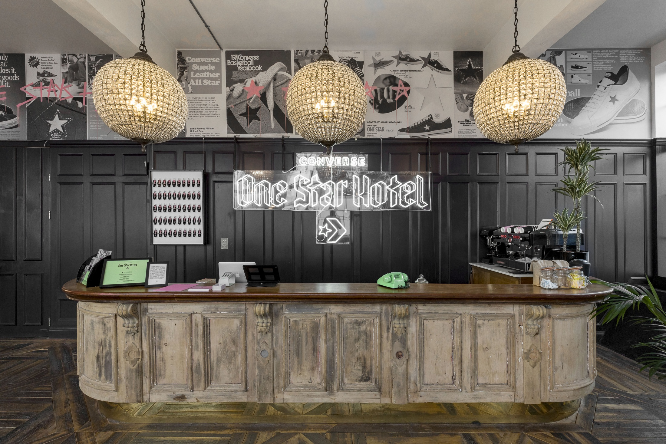 Image Media for One Star Hotel Pop Up – Shoreditch, London