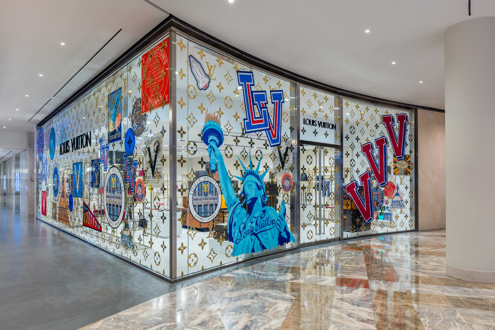 Thumbnail for Louis Vuitton Volez, Voguez, Voyagez Exhibition New York