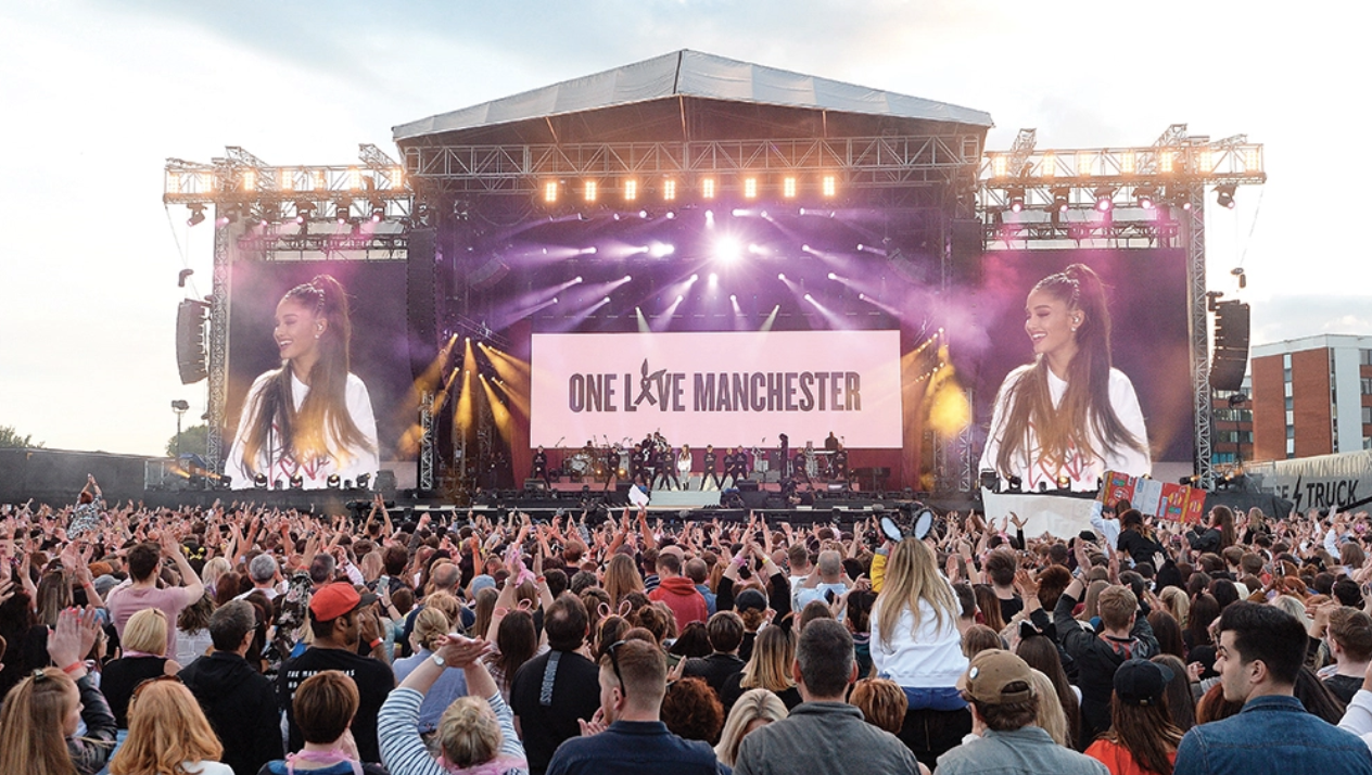 Thumbnail for One Love Manchester