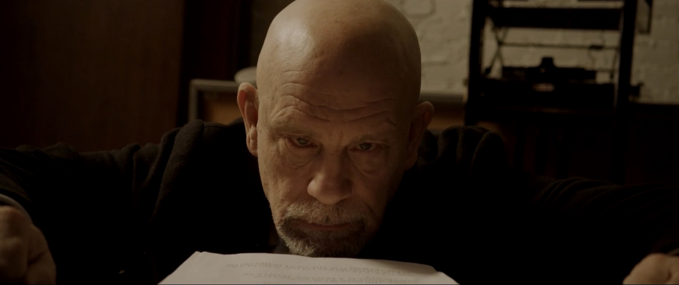 Image Media for Teasing John Malkovich