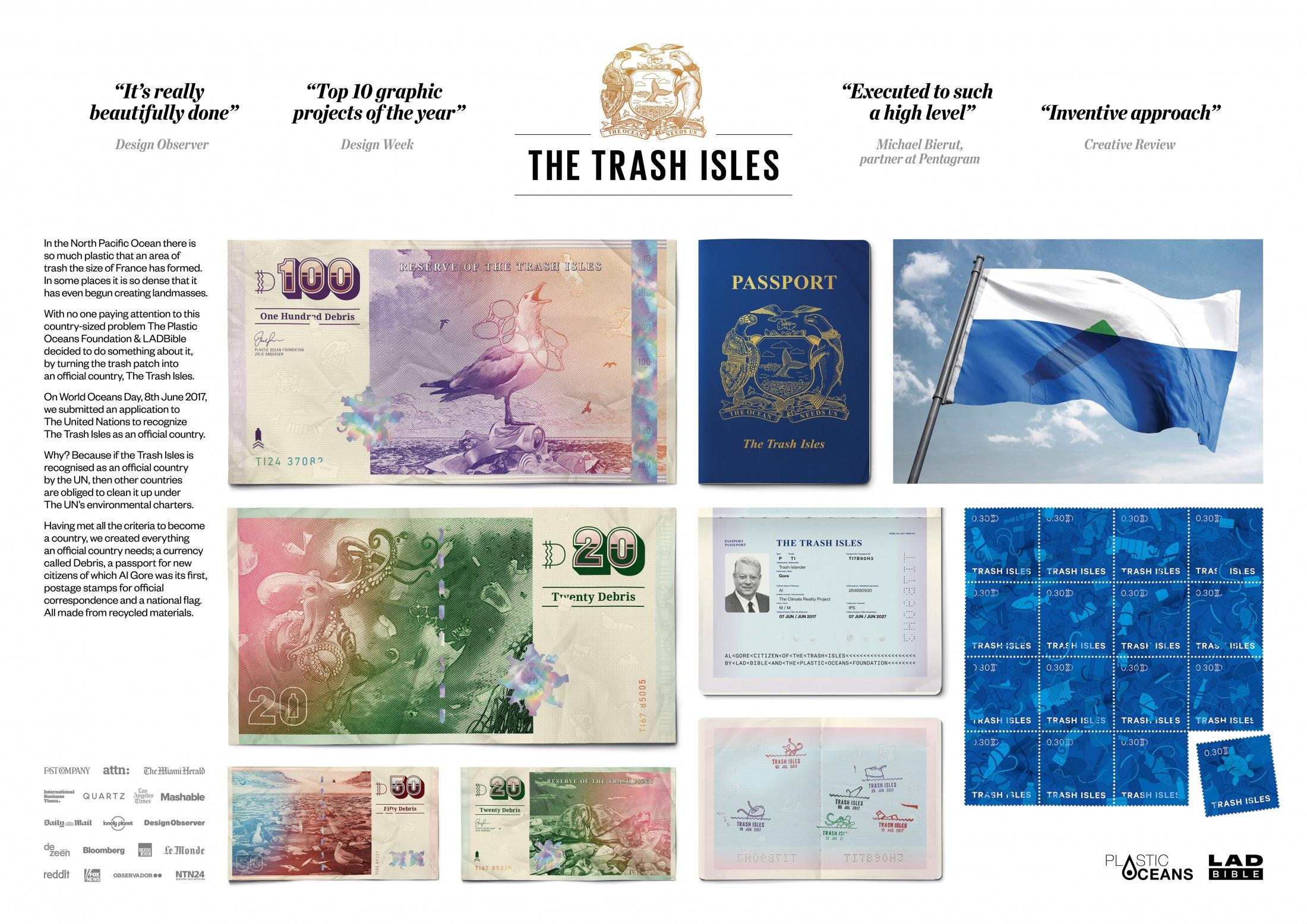 Thumbnail for Trash Isles